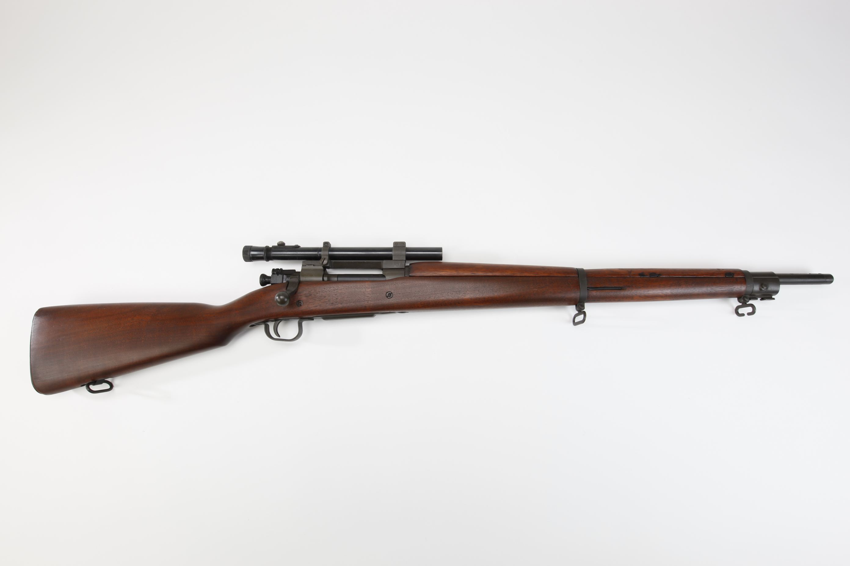 U.S. Remington Model 1903A4 Bolt Action Rifle w telescopic sight