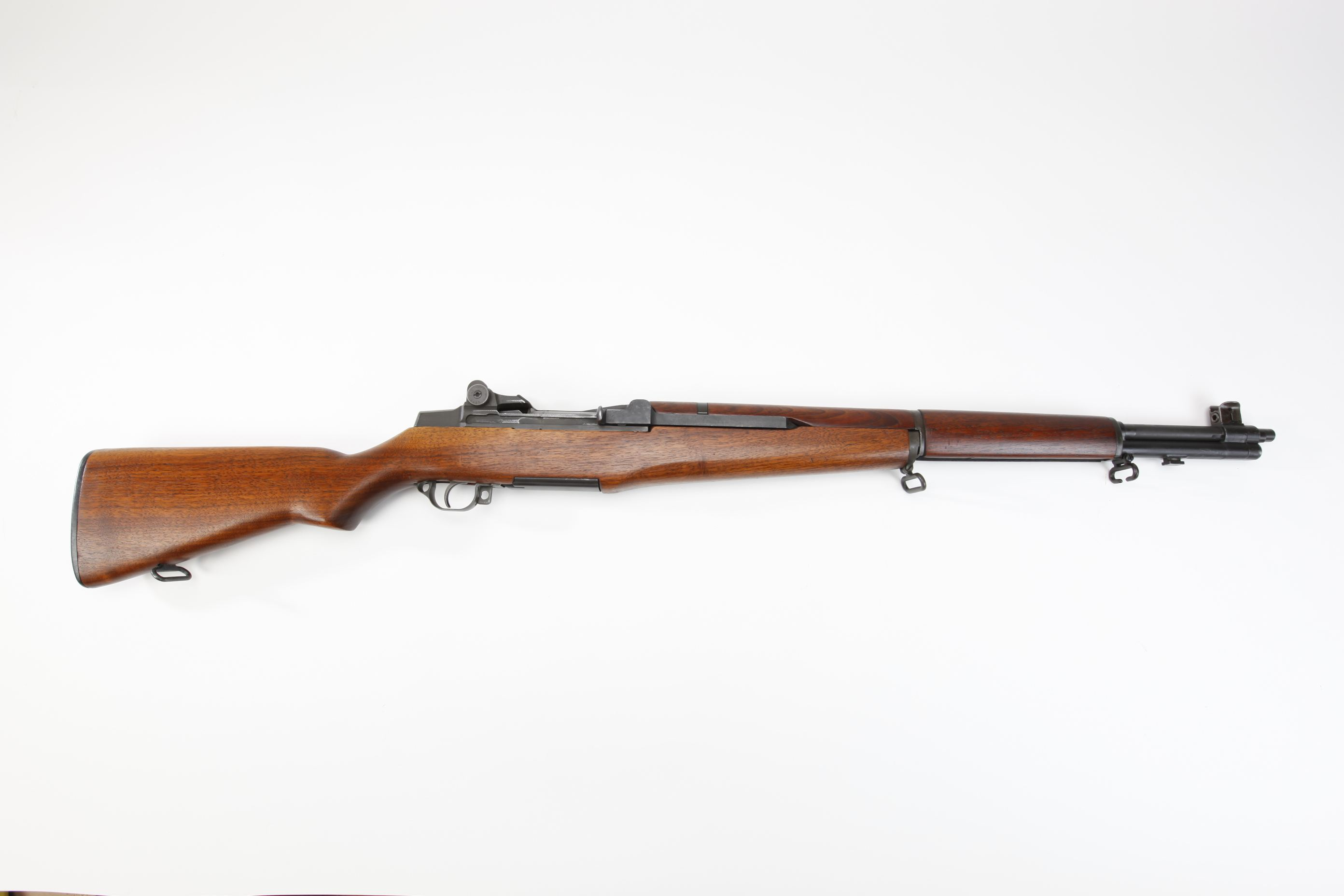 U.S. Harrington & Richardson M1 Garand Semi Automatic Rifle