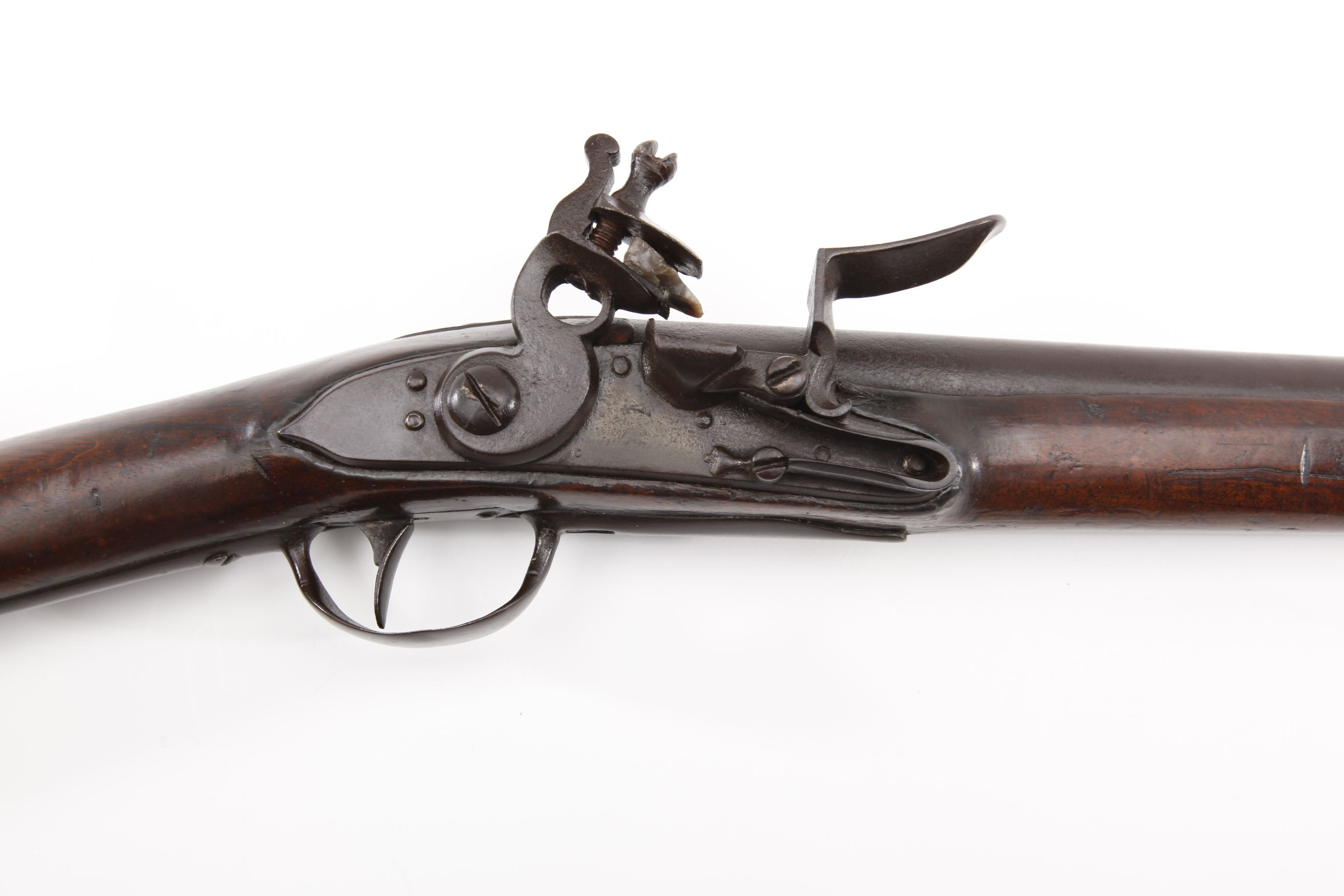 French Model 1768 Flintlock Cavalry Carbine