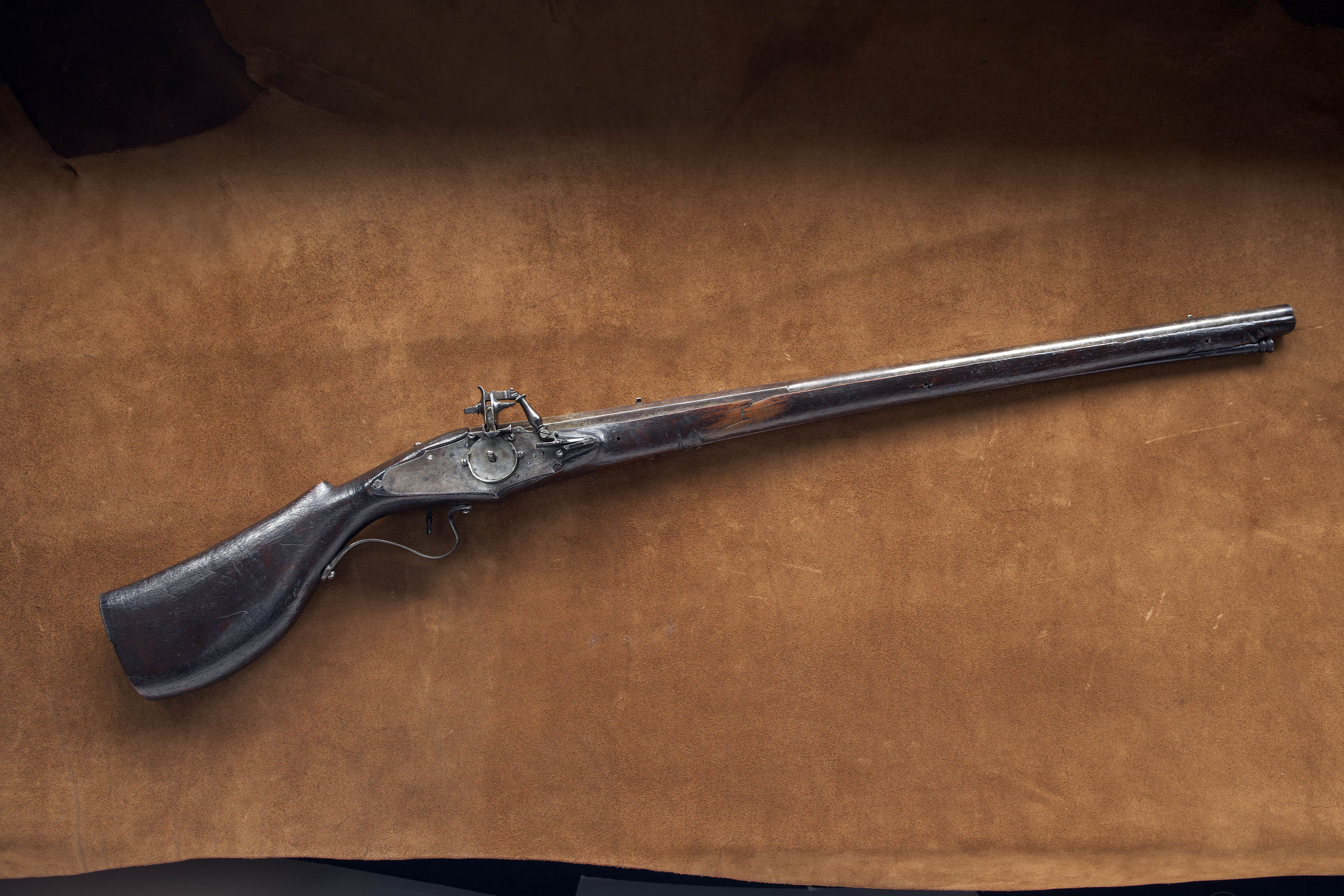 Mayflower Wheellock Carbine