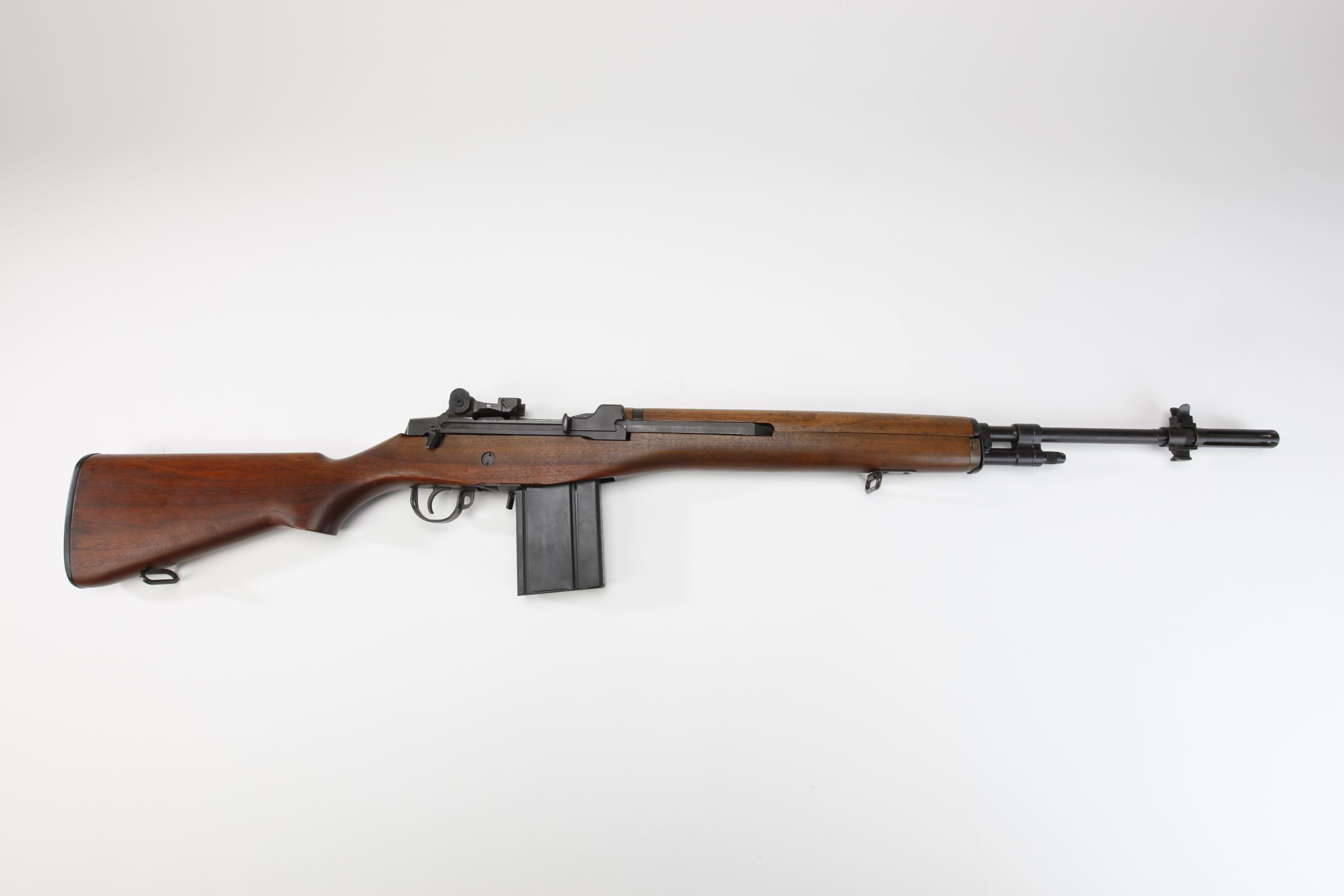 U.S. Springfield Model T44 E4 Selective Fire Rifle