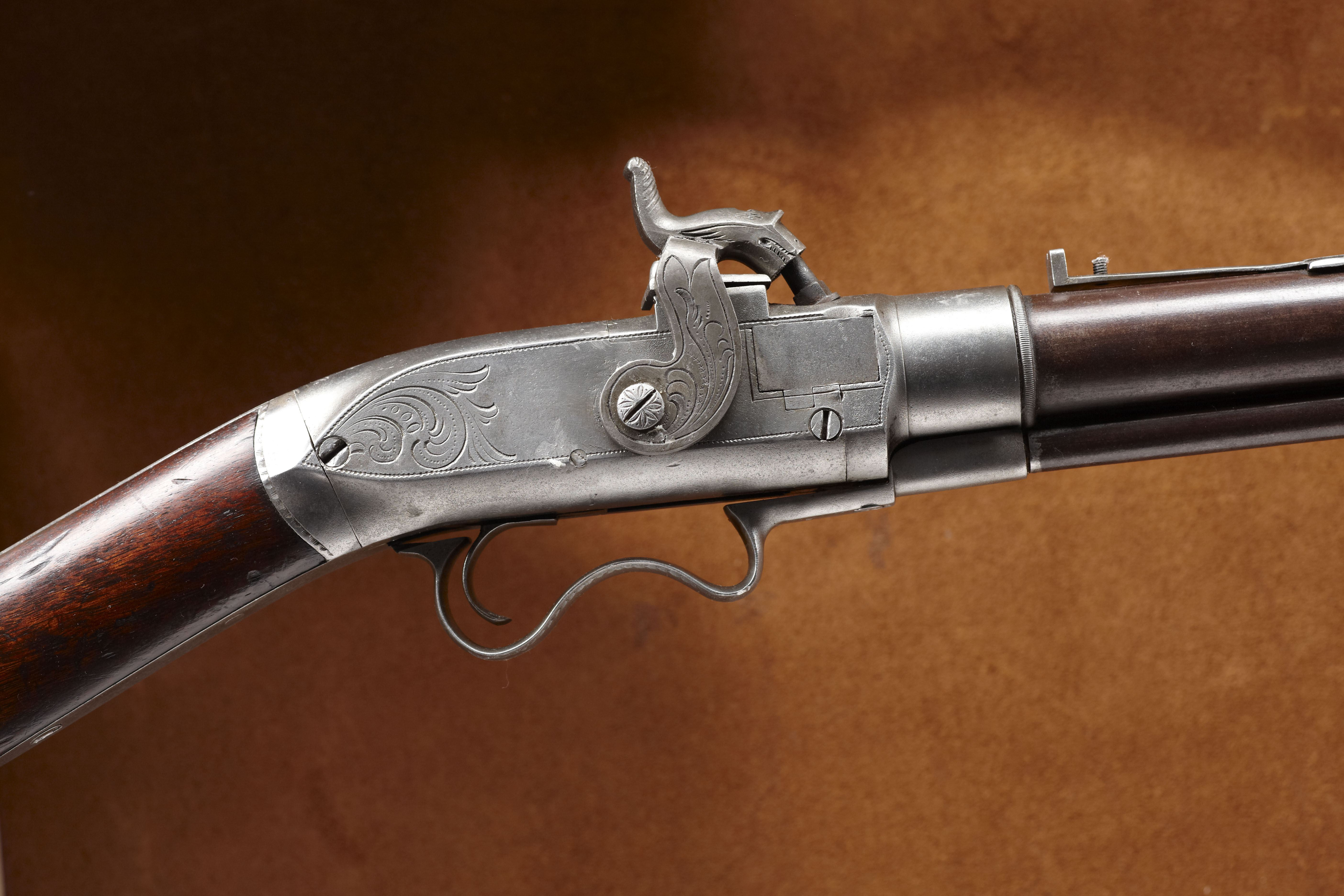 Jennings Rifle: Predecessor of the Winchester