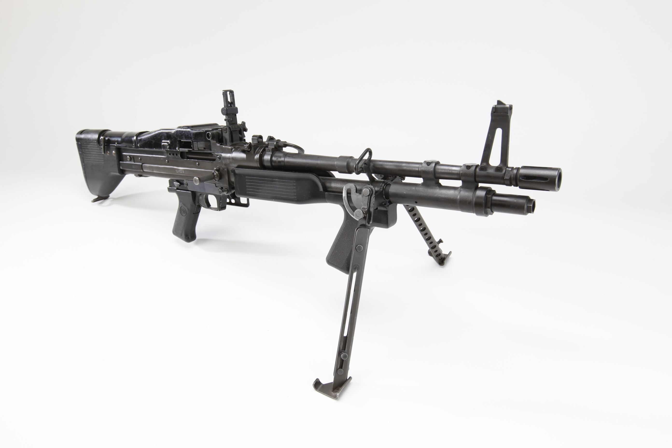 Saco Defense Systems Division (Saco, ME) M60 E3 Light Machine Gun