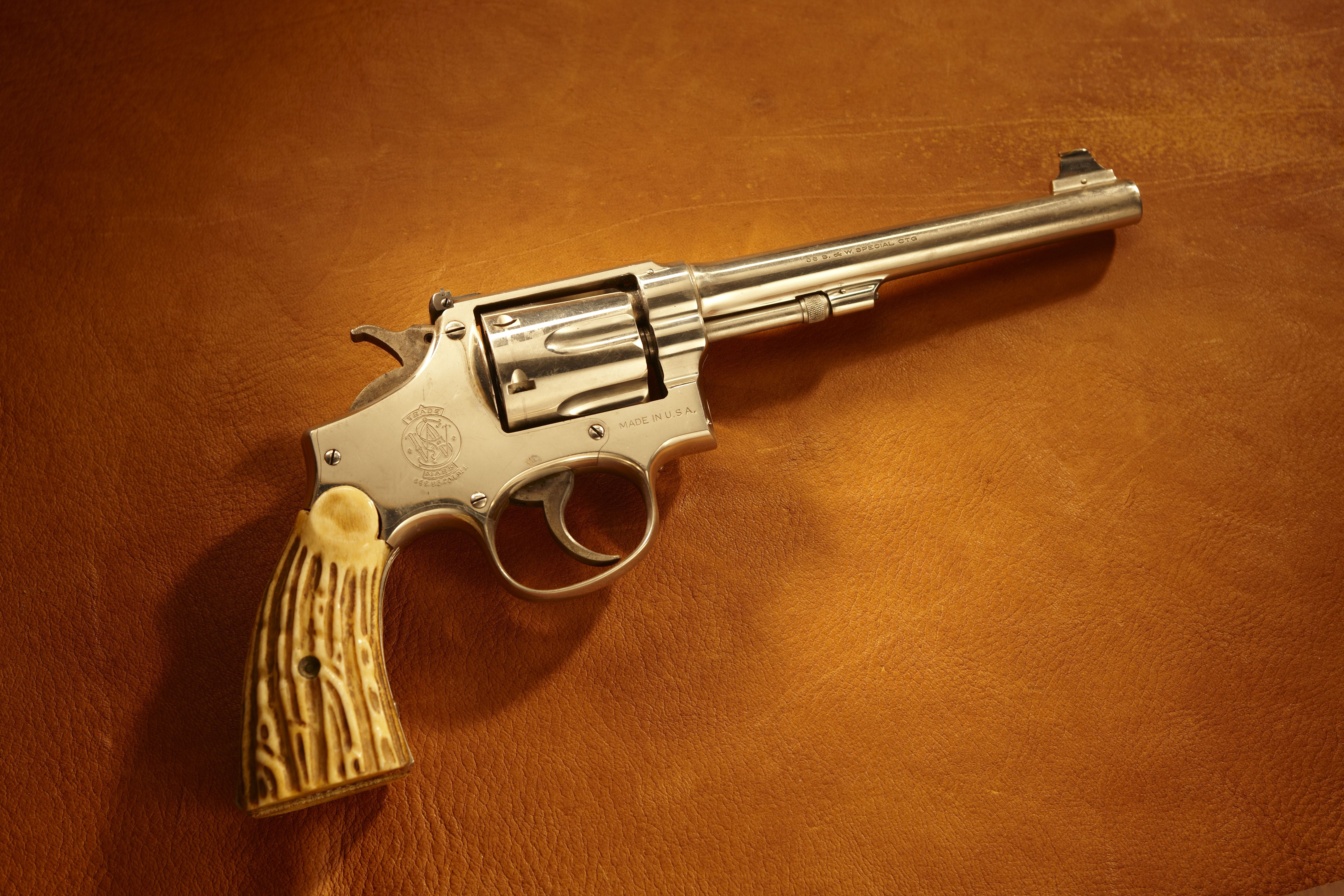 Exhibition Shooter Herb Parsons' Smith & Wesson Revolvers (2 of 2)