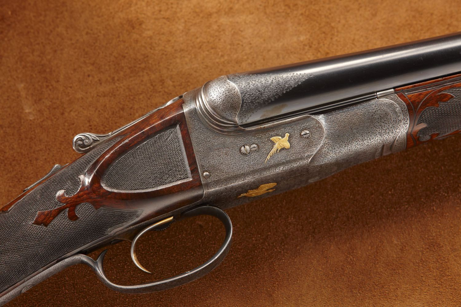 Parker's Invincibles: The Finest American Shotguns (1 of 3)