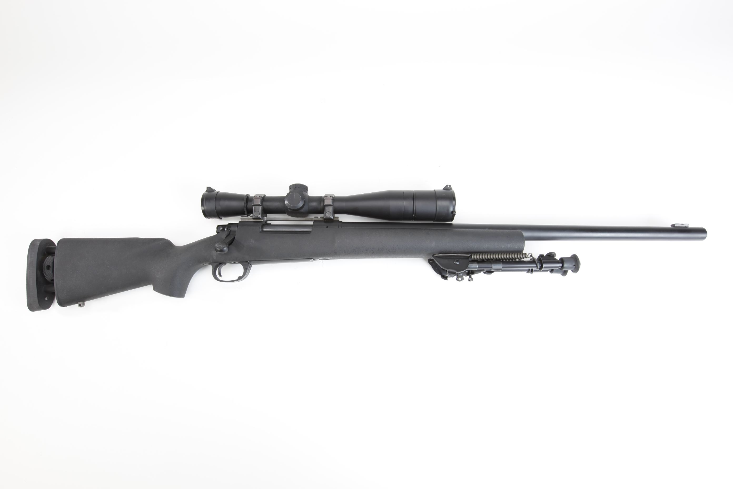U.S. Remington M24 Sniper rifle