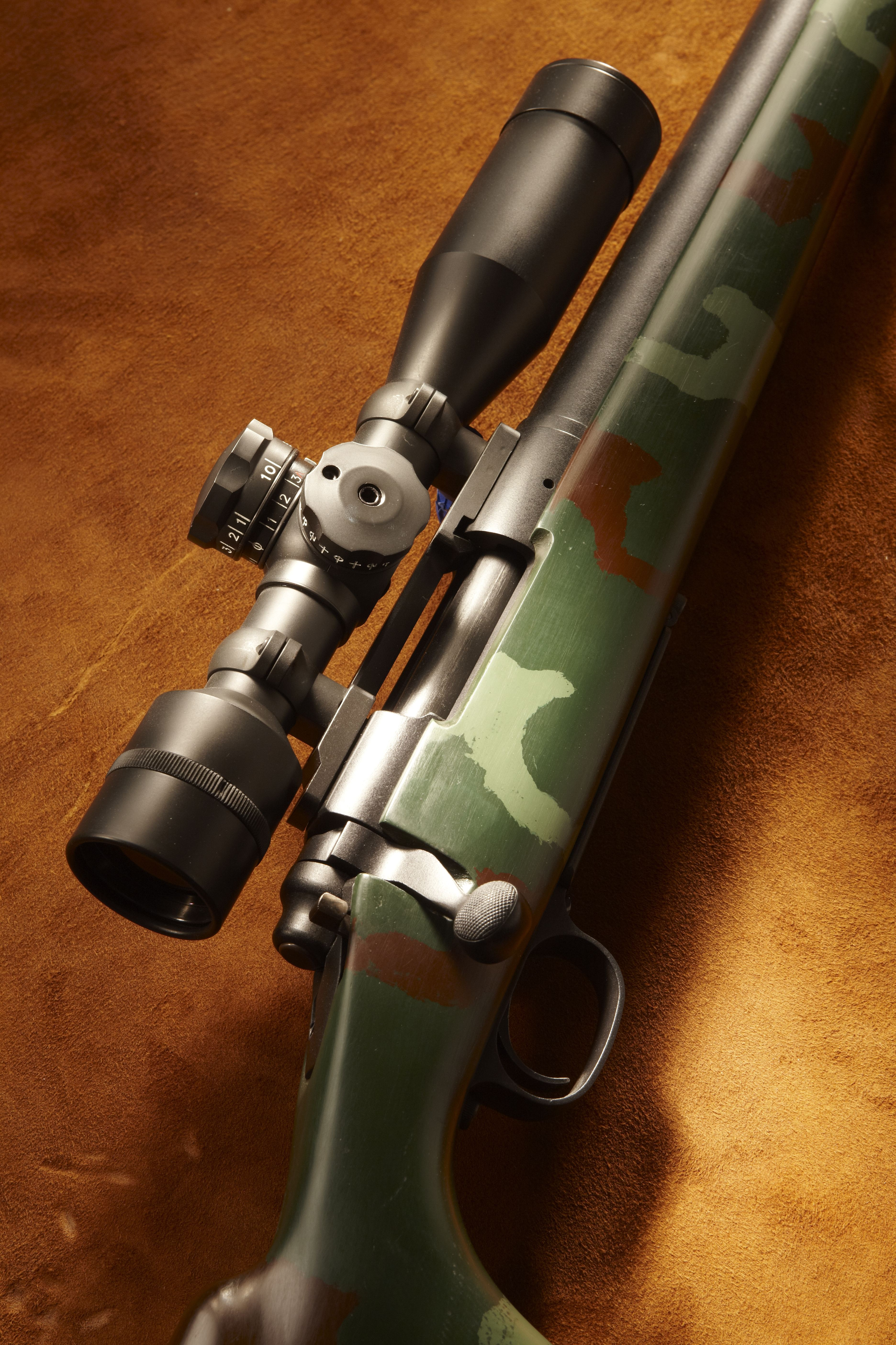 U.S. Remington U.S.M.C. M40A1 Bolt-action Scout/Sniper Rifle