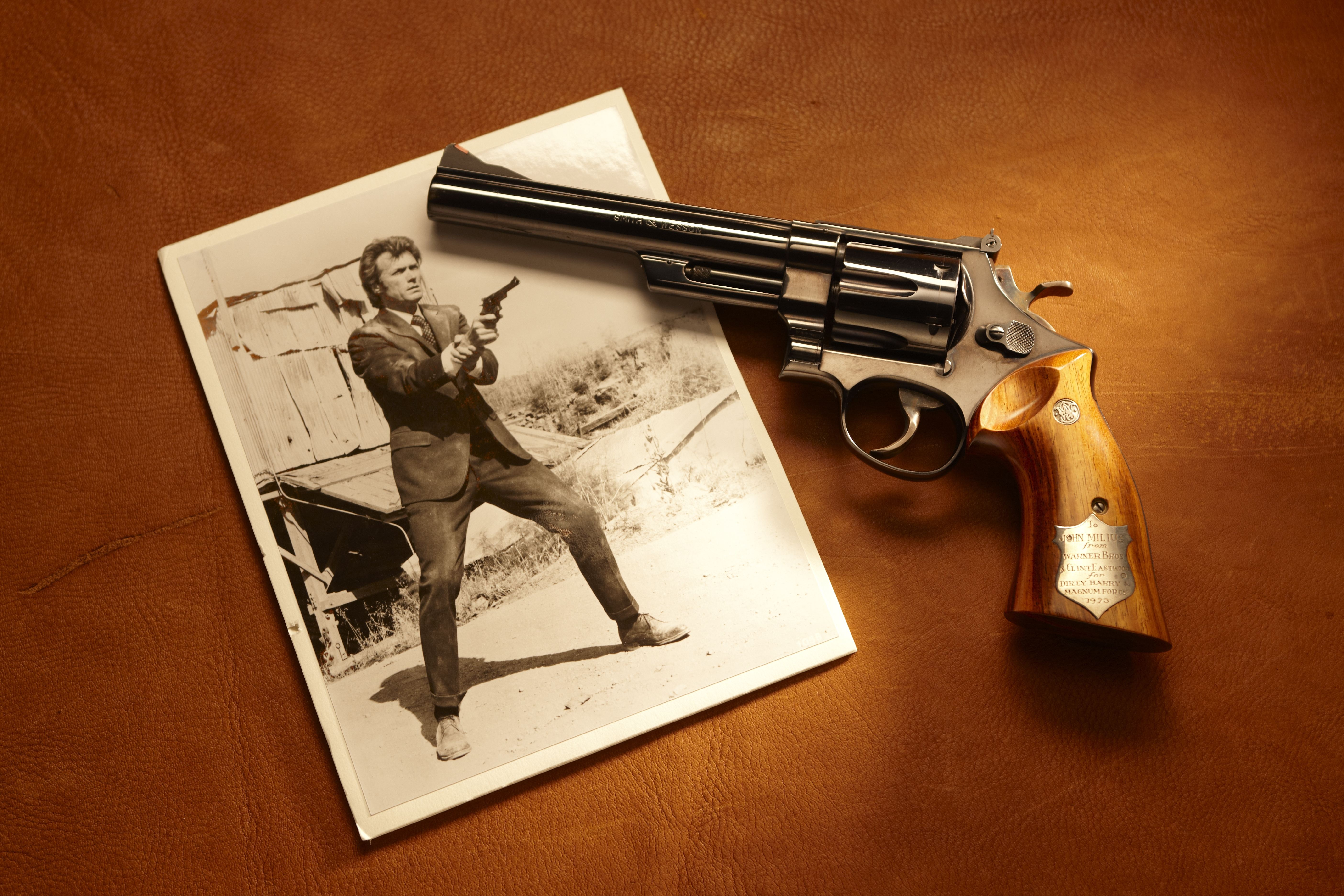 Dirty Harry's Smith & Wesson .44 Magnum