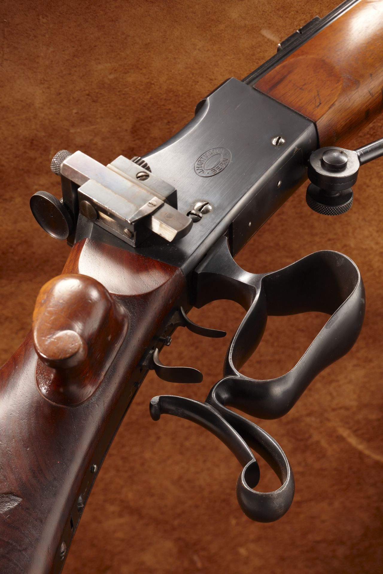 Morris Fisher's Olympic Gold Medal Free Rifle
