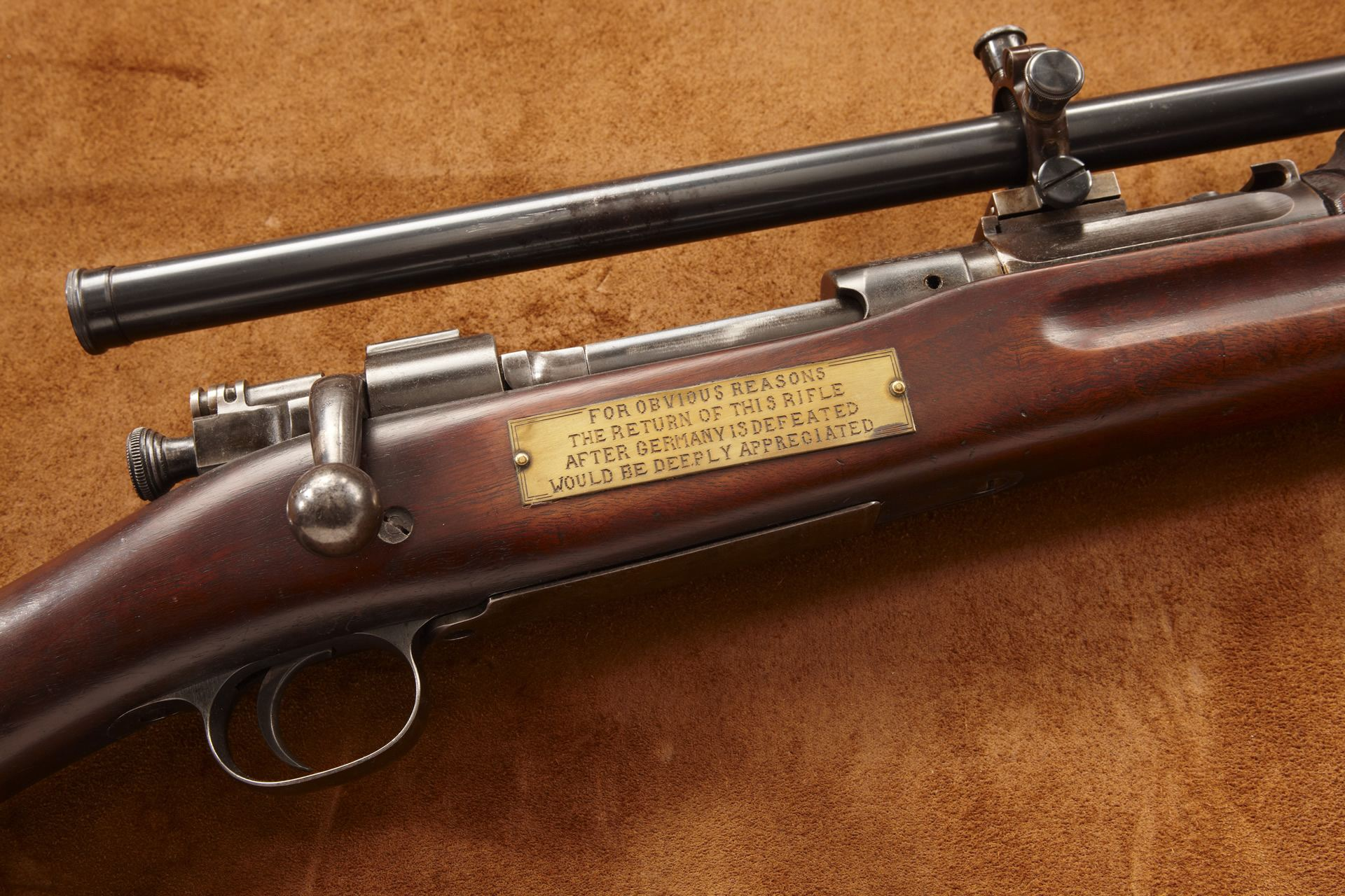 U.S. Springfield Model 1903 Bolt Action Rifle