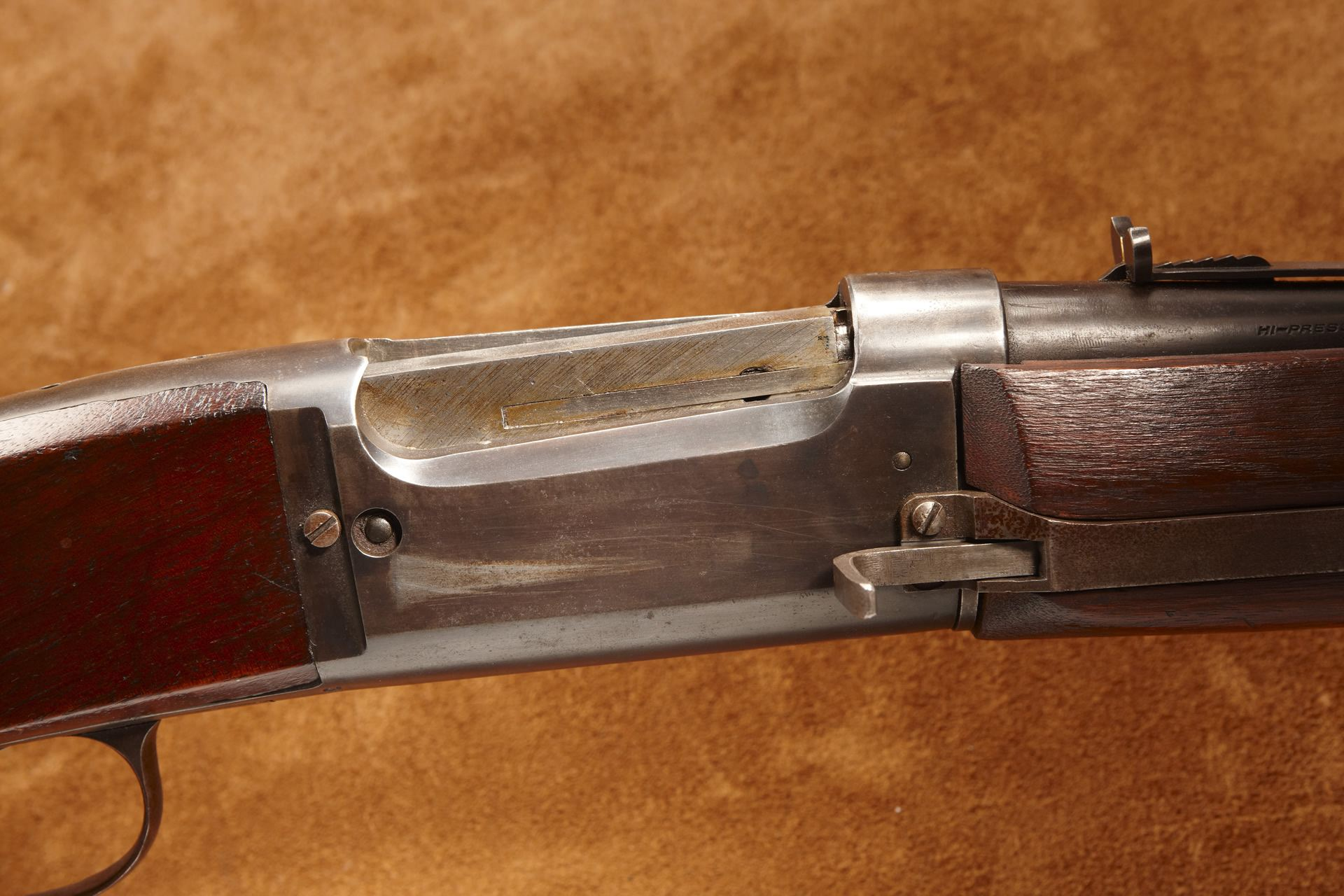 Bill Ruger Prototype Semi-Automatic Rifle
