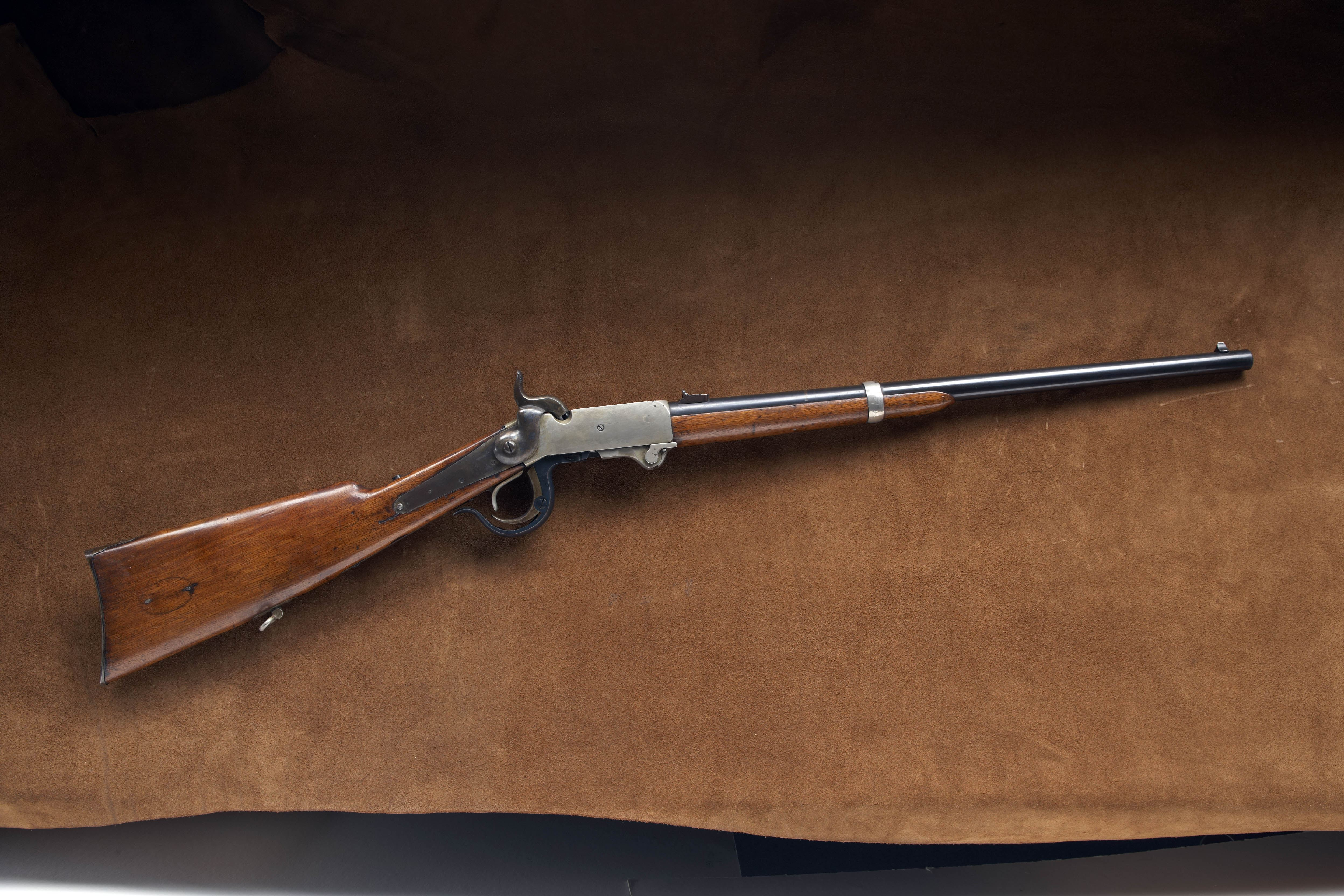Gen. Ambrose Burnside's Carbine