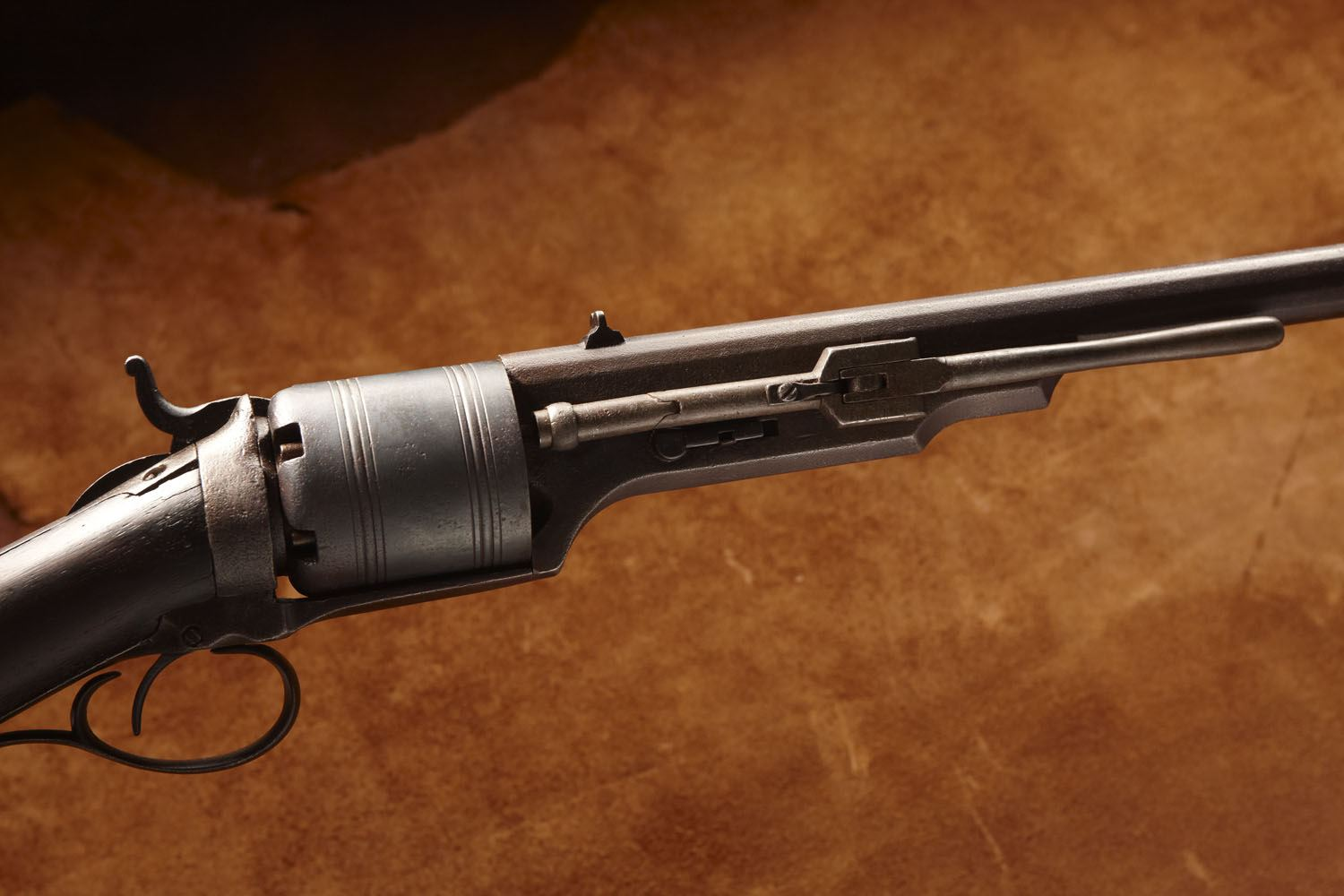 Colt 1839 Revolving Percussion Rifle
