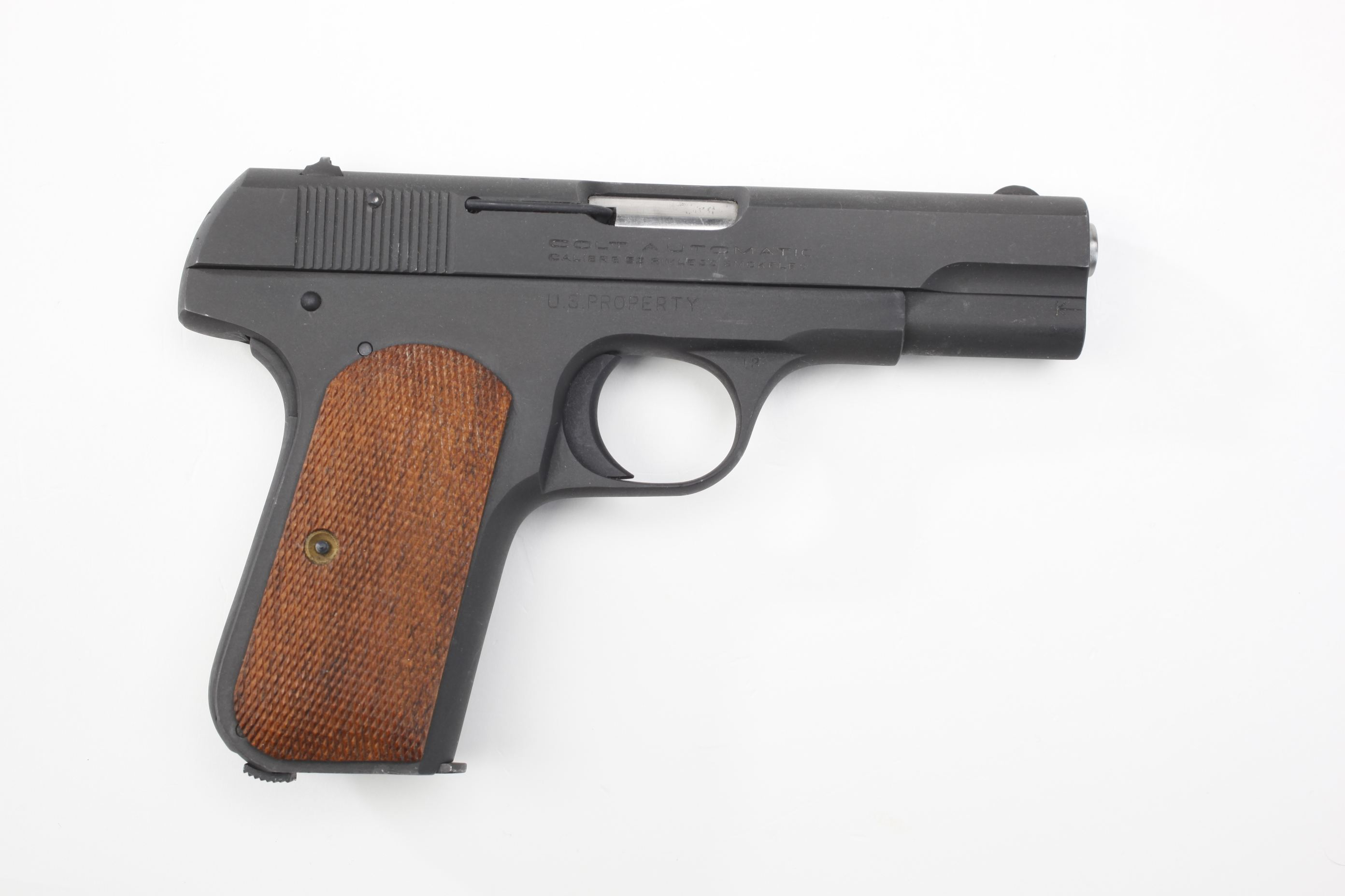Major General Richard A. Bresnahan's U.S./Colt M1903 Semi-Automatic General Officer's Pistol