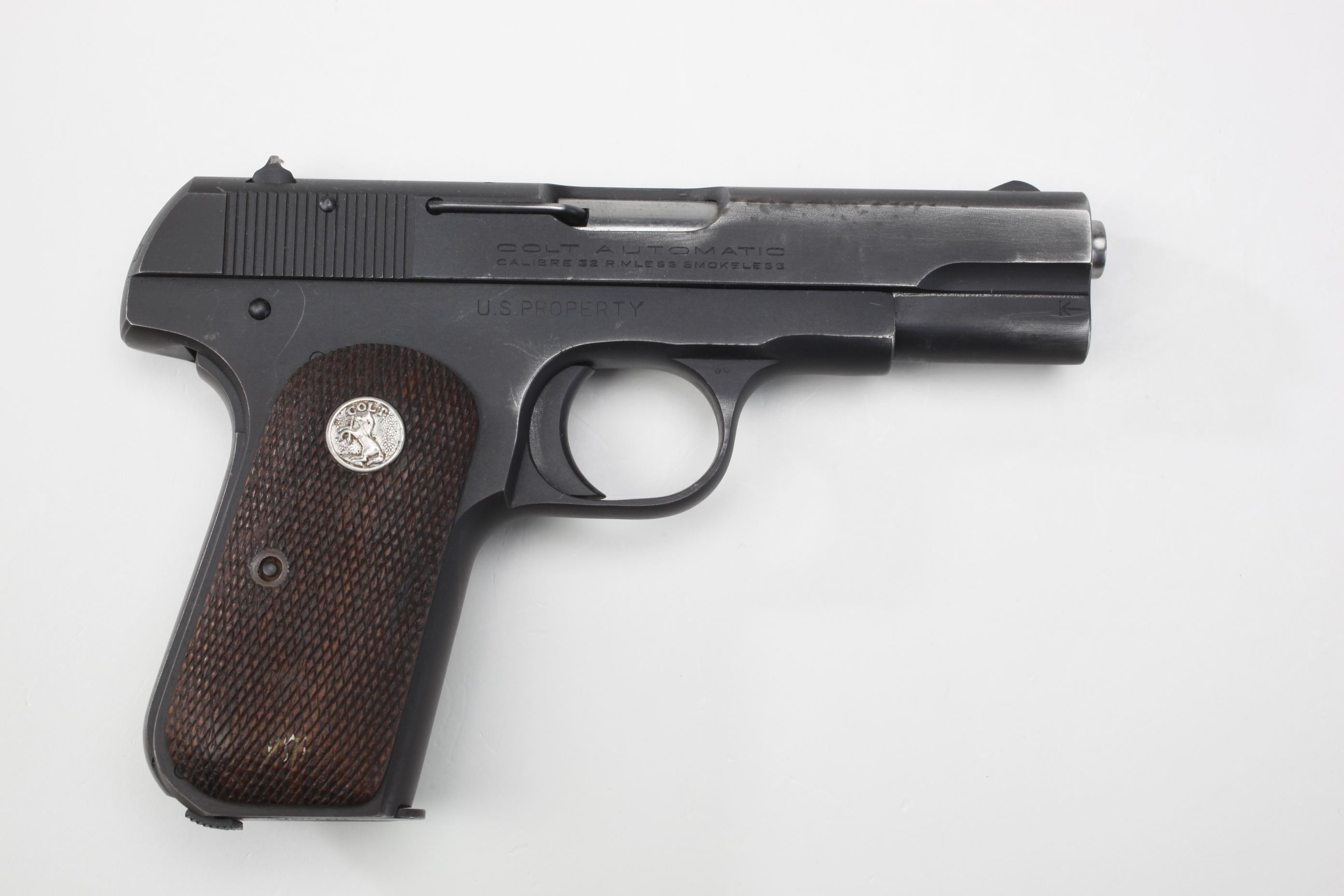 General Bruce Palmer, Jr.'s U.S./Colt M1903 Semi-Automatic General Officer's Pistol