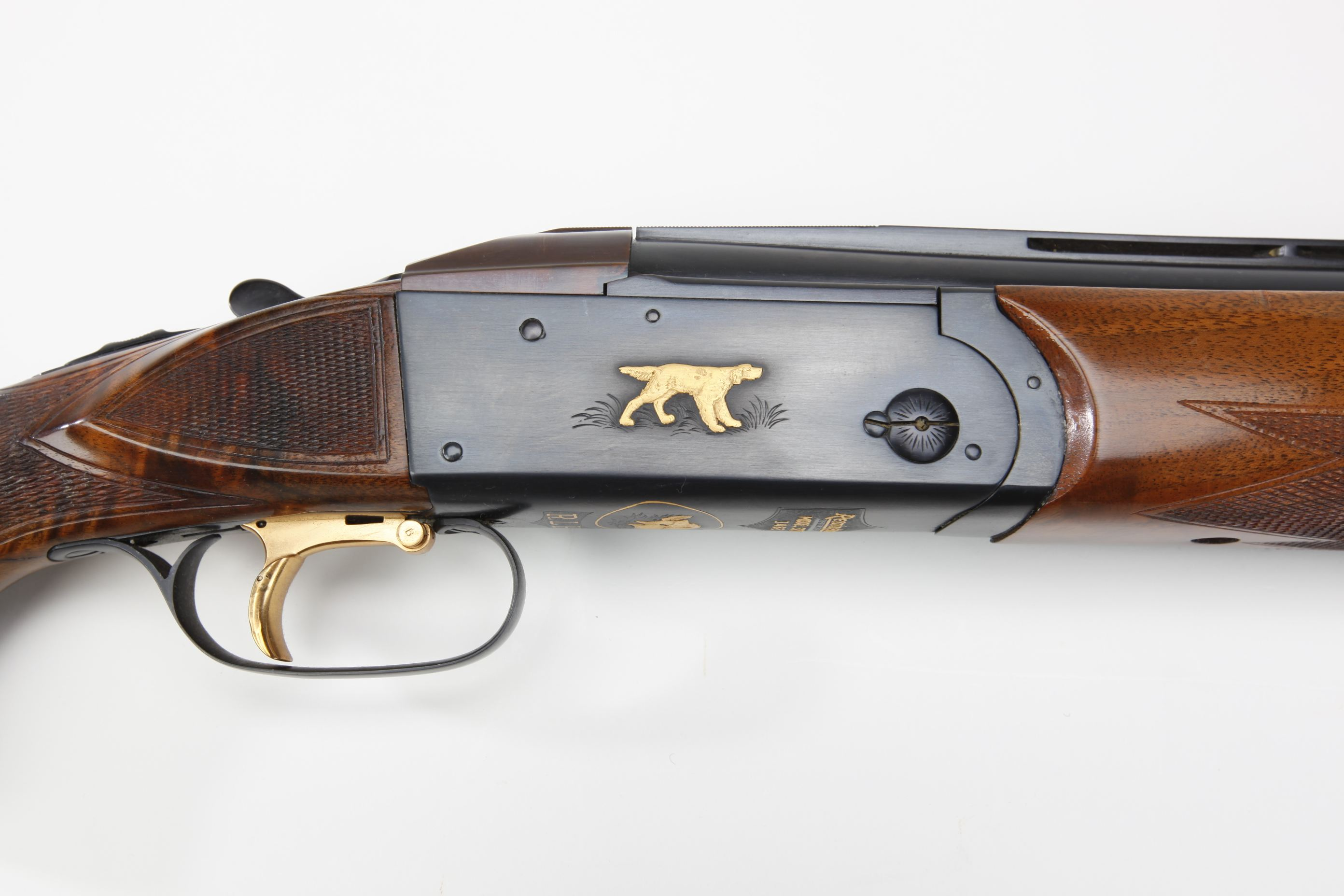 Remington Model 32 TC Over Under Shotgun