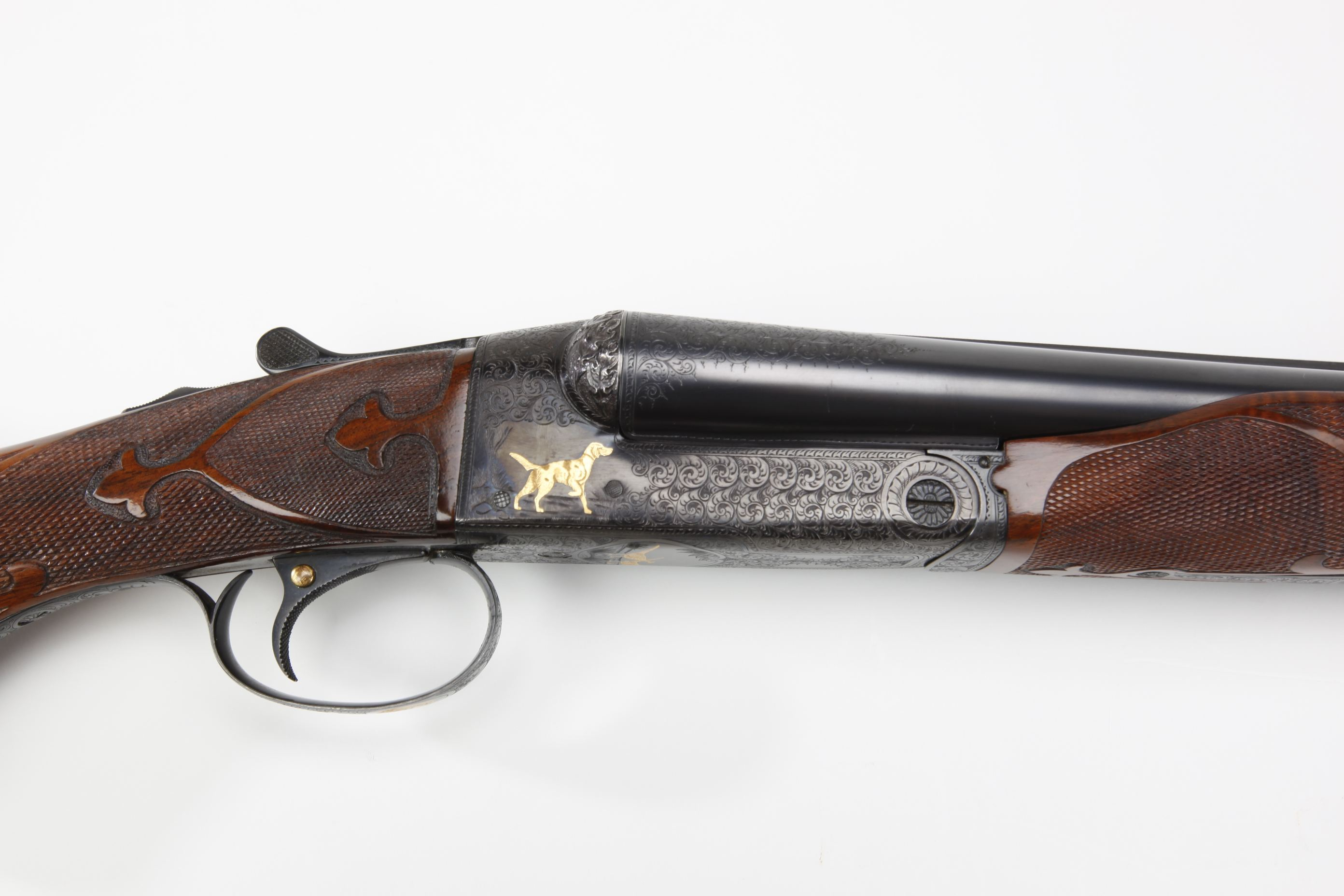 Winchester Model 21 Side by Side Shotgun