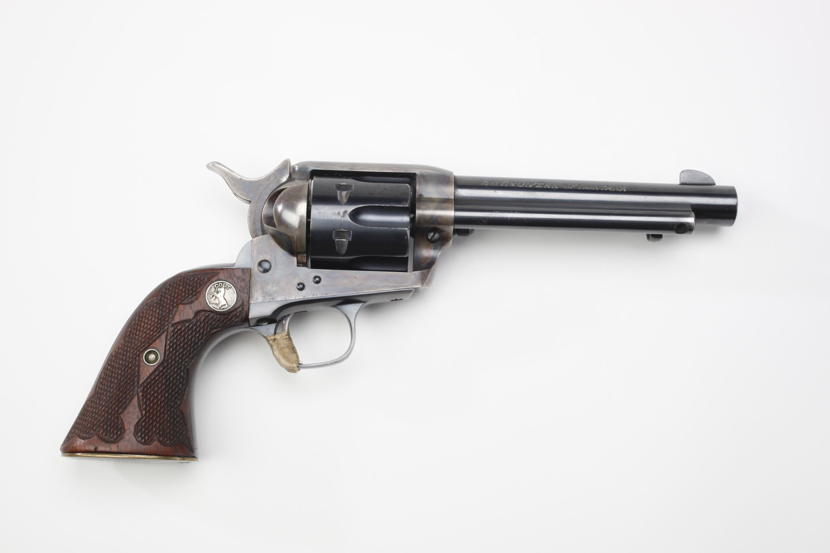 Colt Model 1873 Single Action Army Revolver (1)
