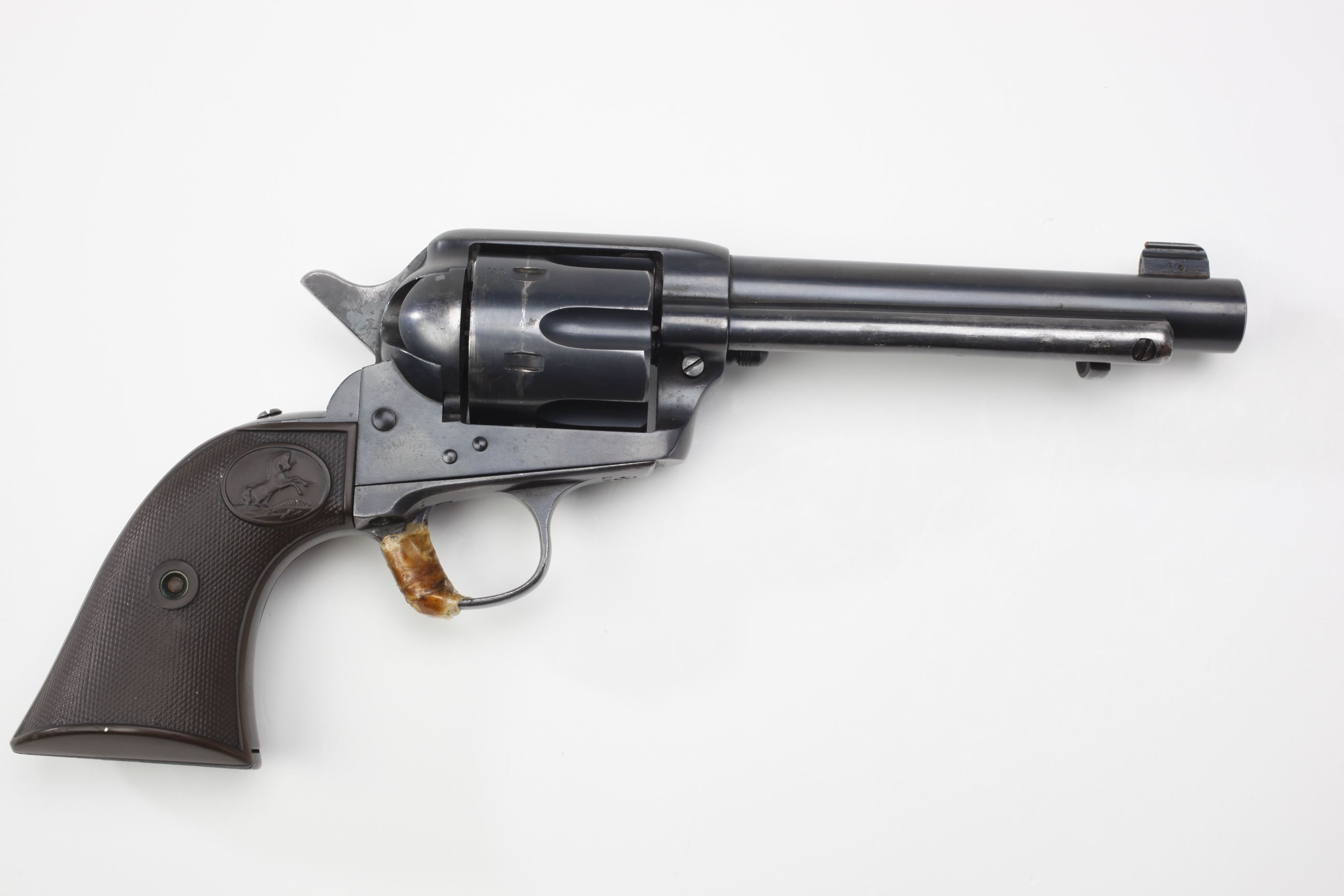Colt Model 1873 Single Action Army Revolver (2)