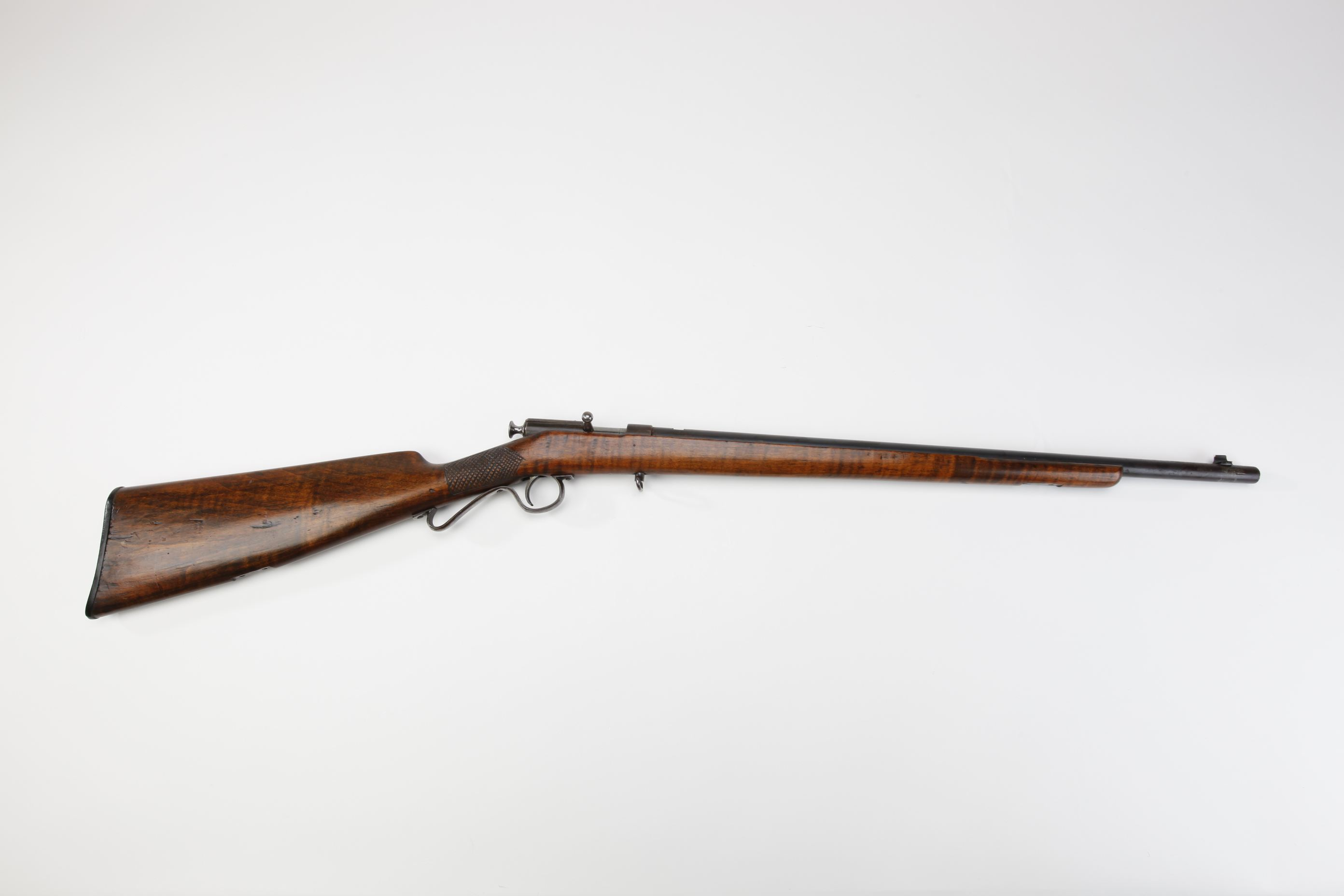 Stevens No 65 Little Krag Single Shot Bolt Action Rifle