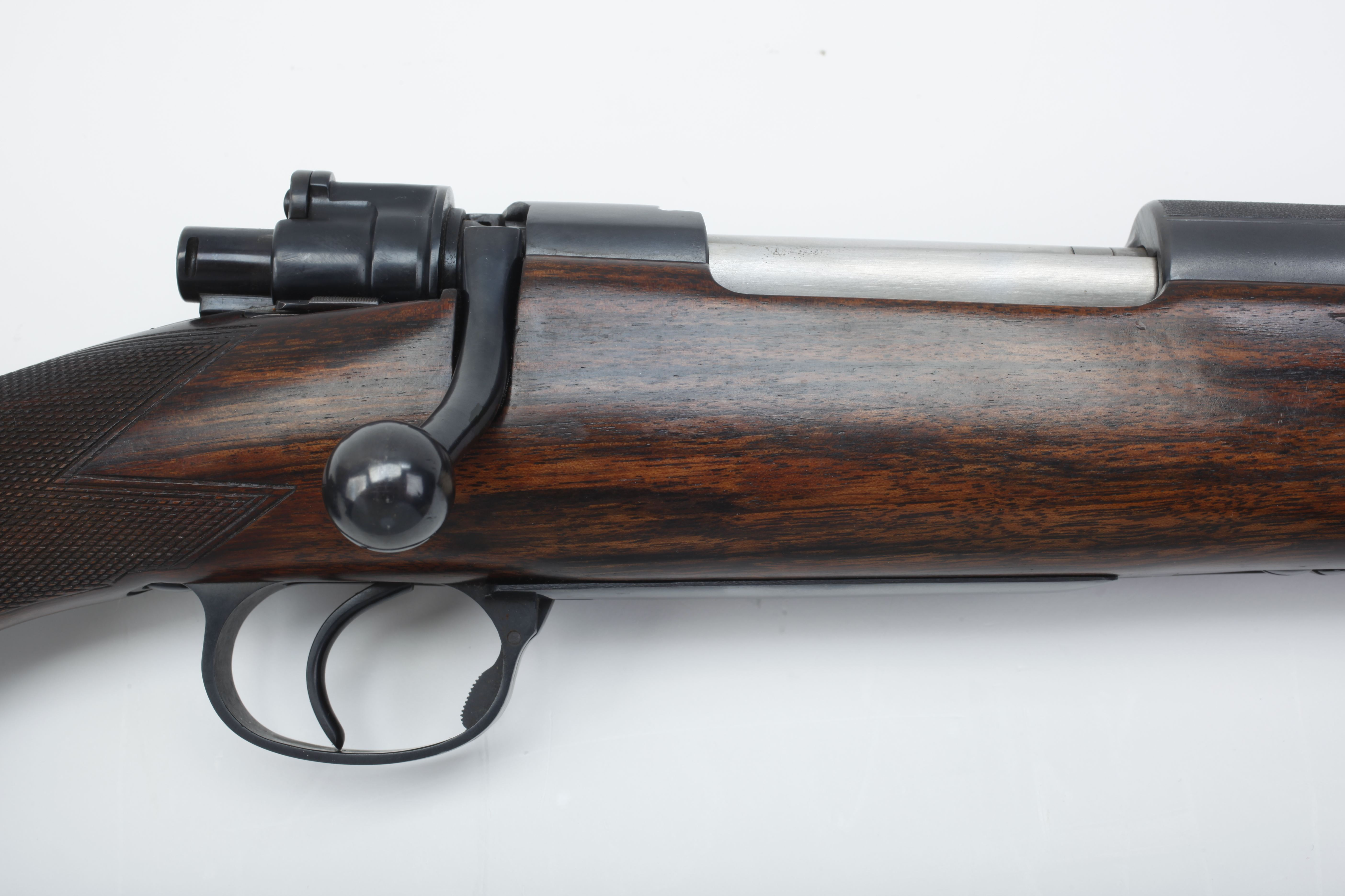 Cogswell & Harrison Mauser - .375 cal.