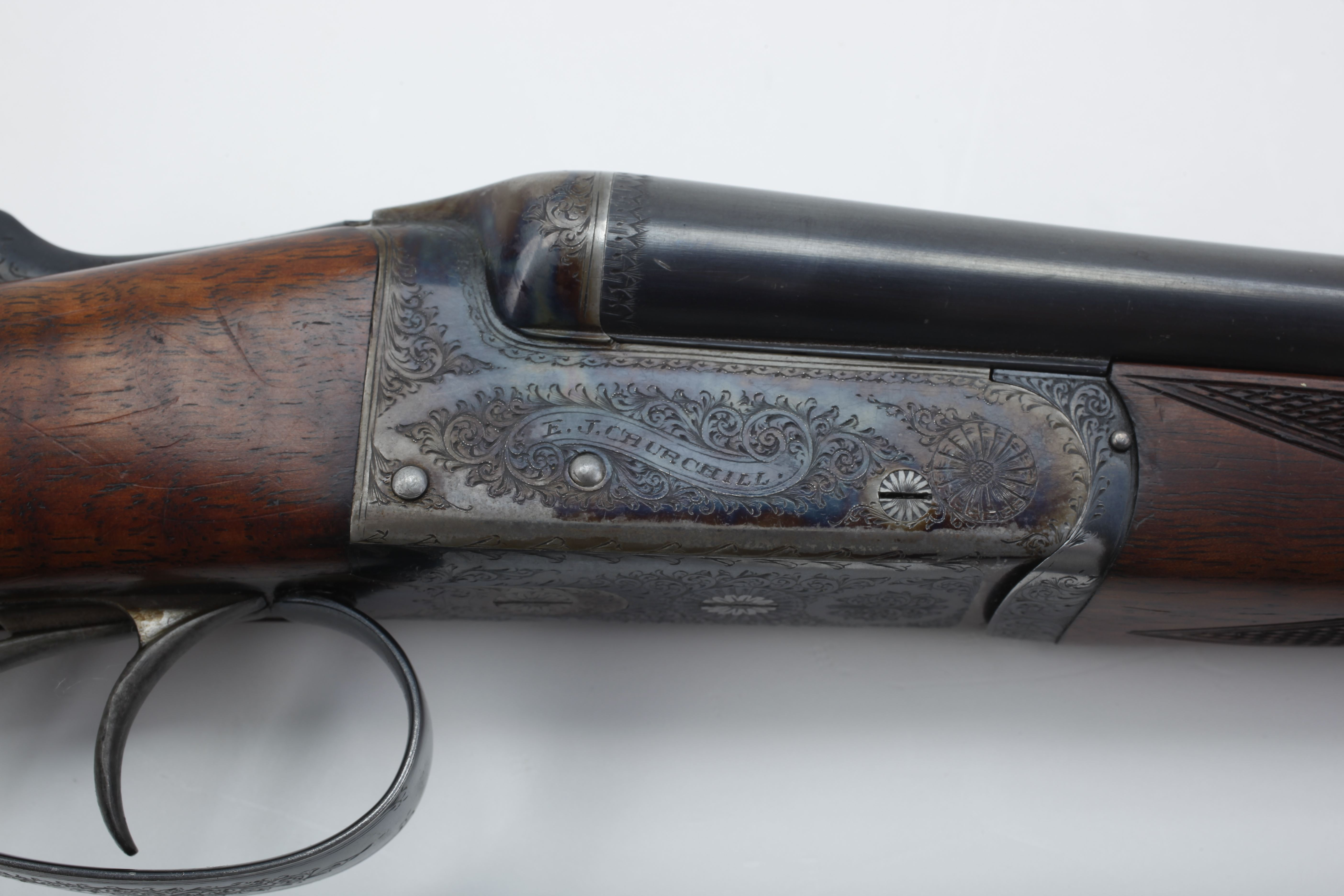Churchill Side by Side Shotgun - .410 ga.
