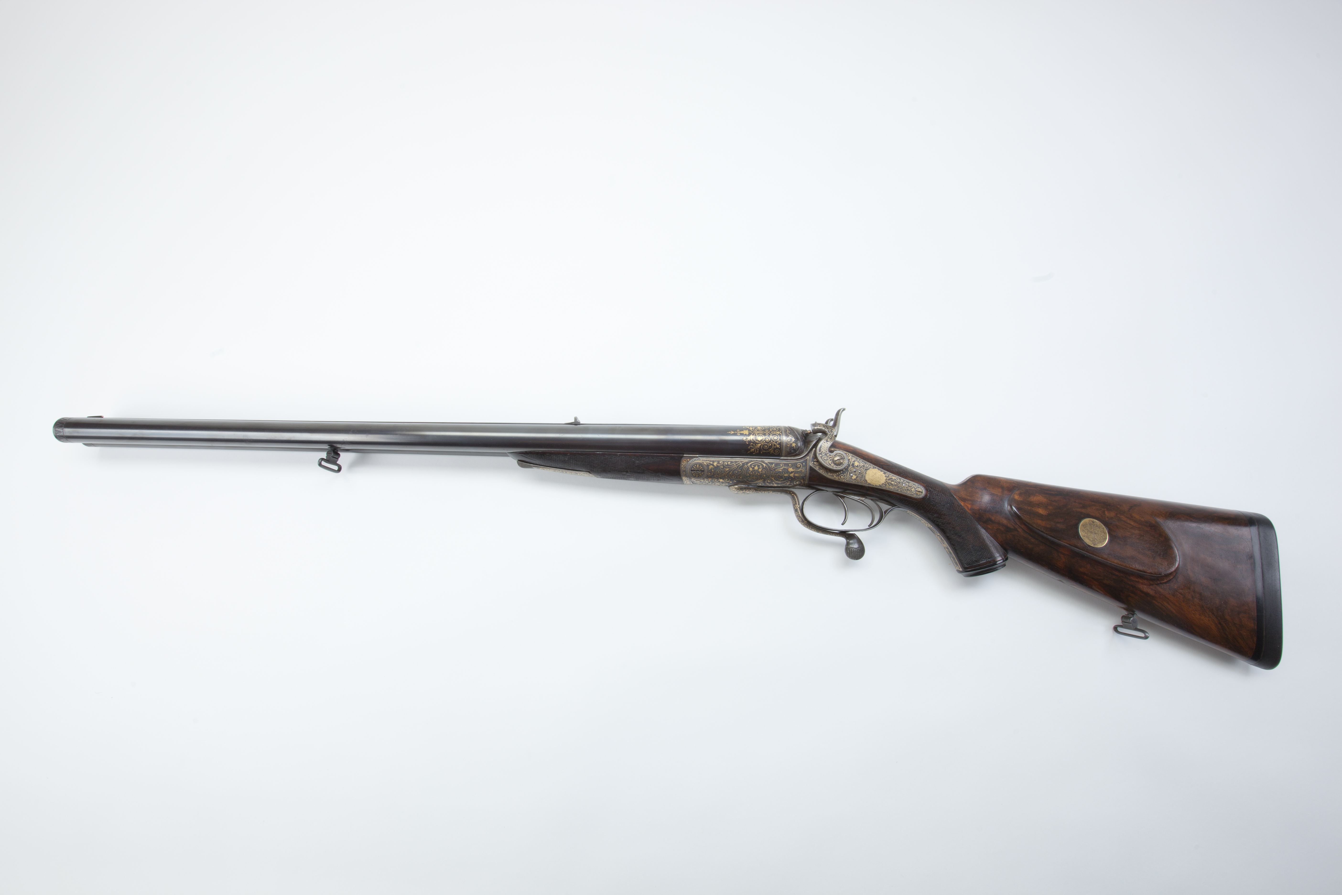 Holland & Holland Double Rifle - 13 bore