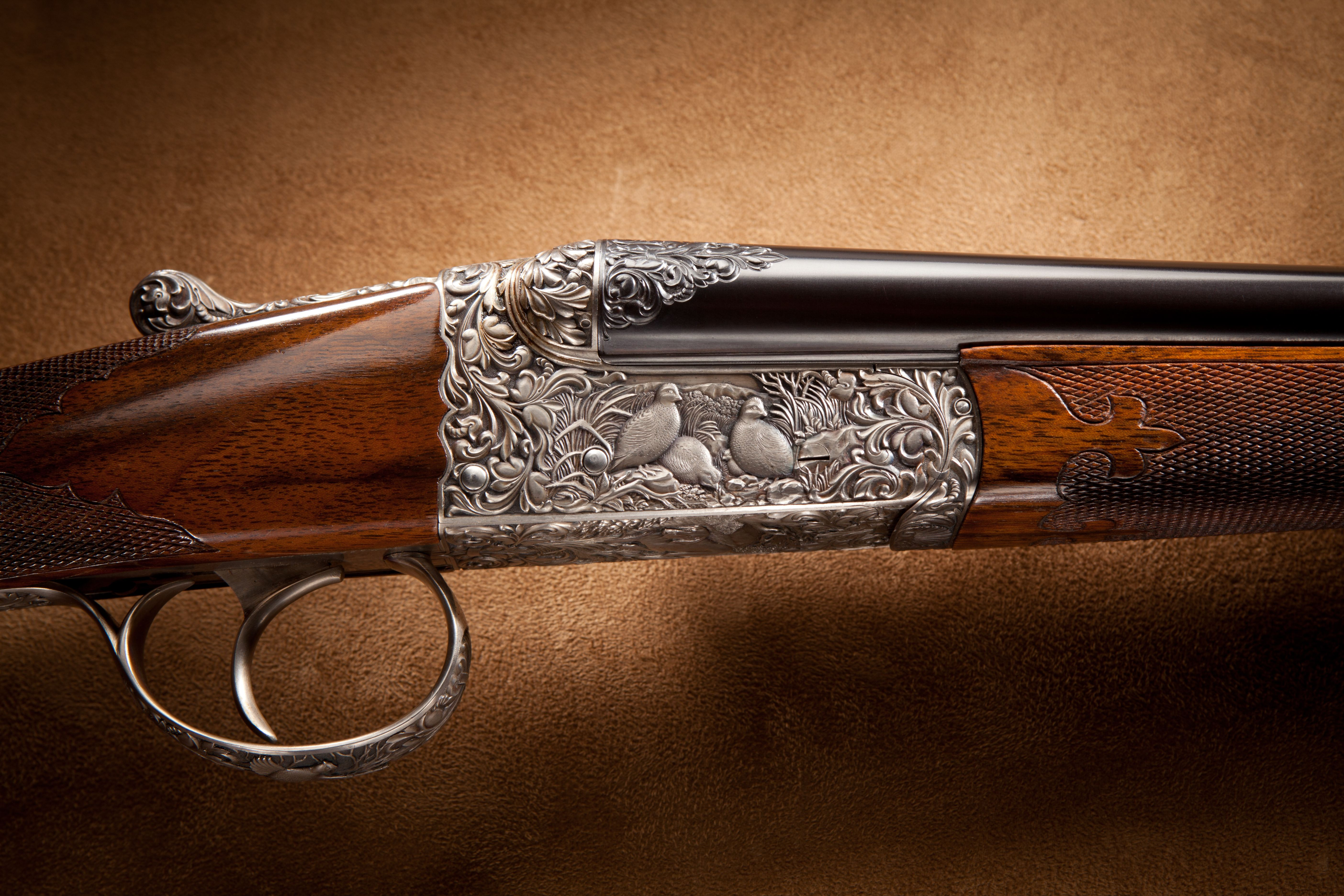Westley Richards Special Side by Side Shotgun - .410 ga.