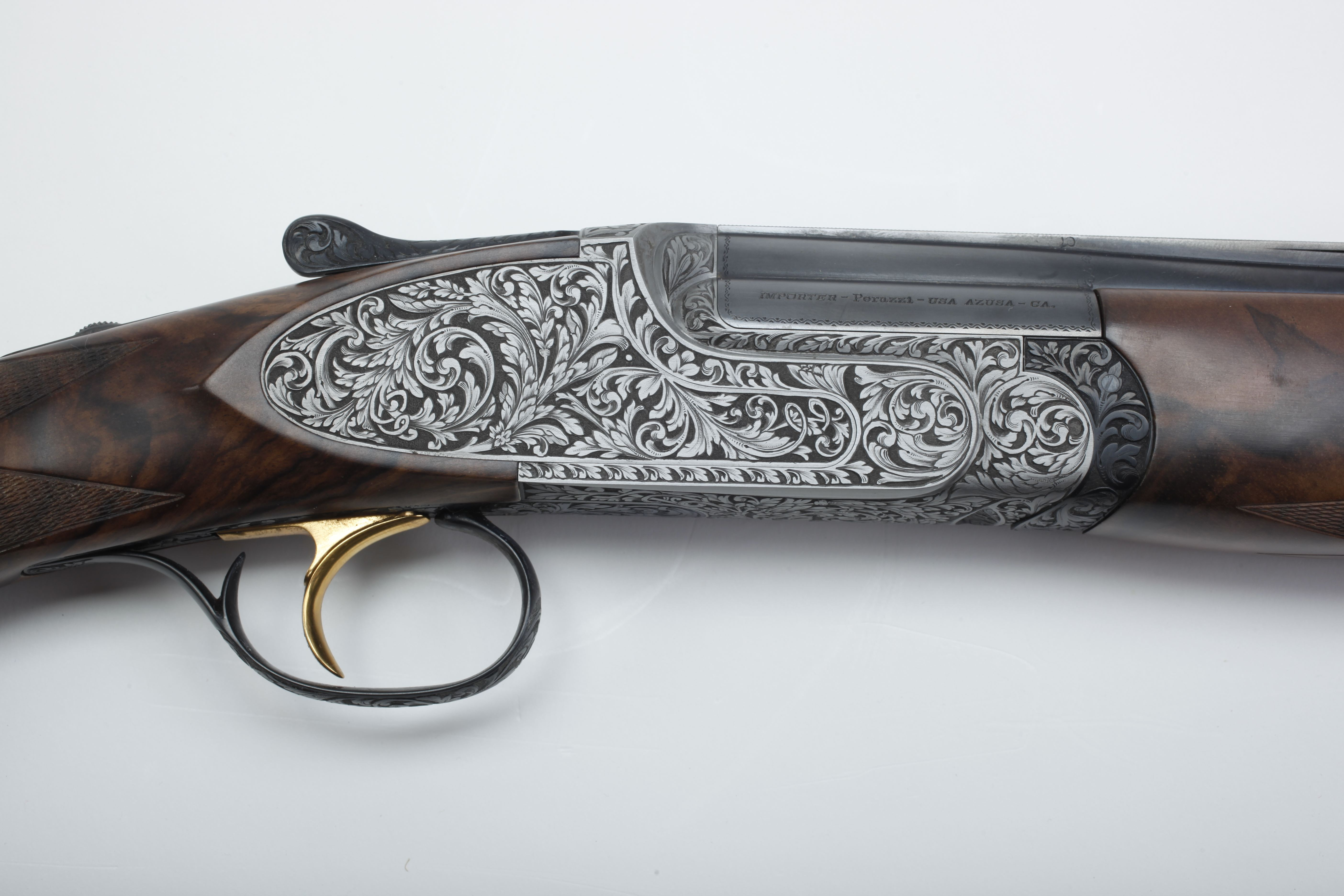 Perazzi Over-Under Shotgun