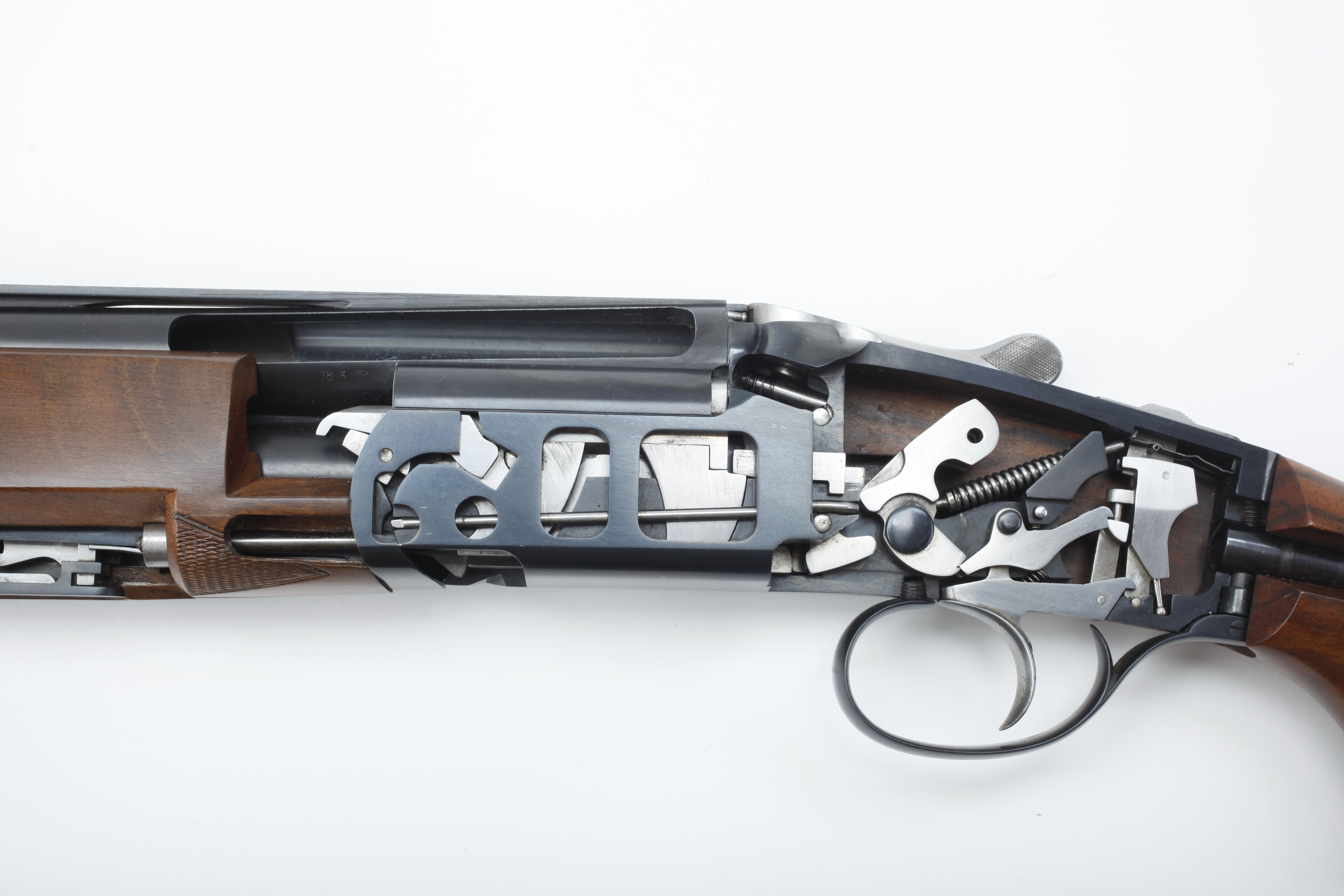 Perazzi Cutaway Over-Under Shotgun