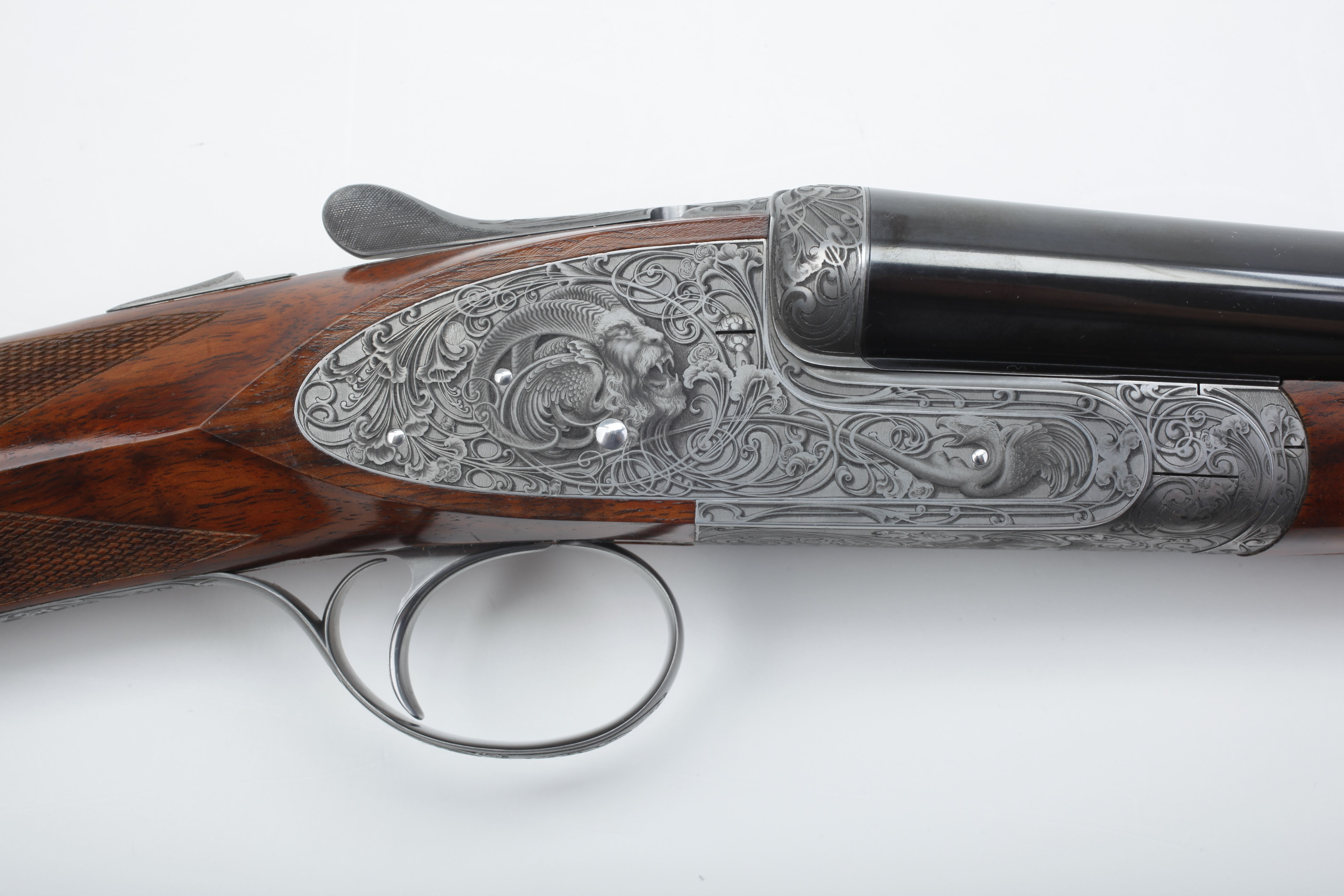 Rizzini Side-by-side Two Barrel Set Shotgun
