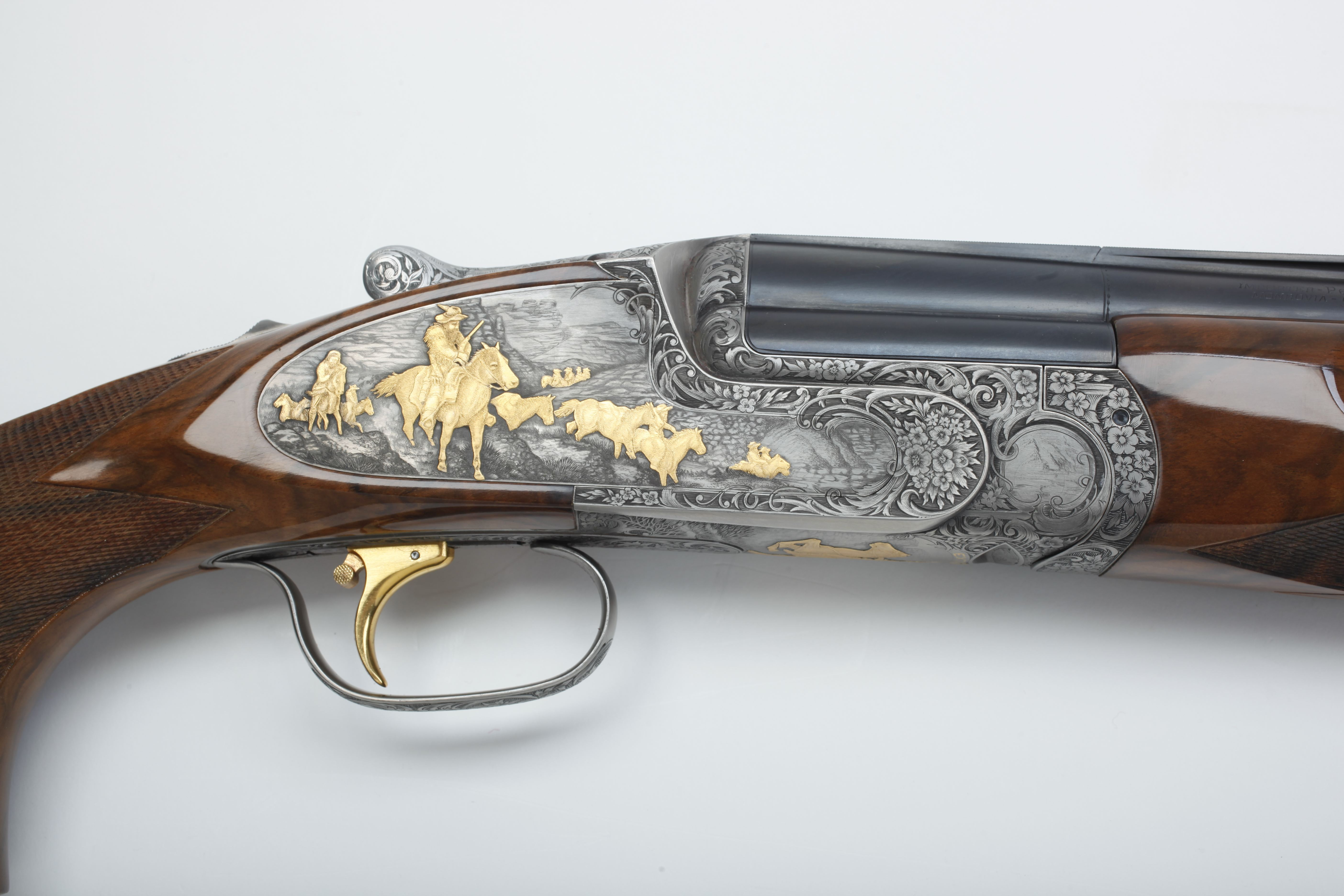 Perazzi Over-under Sporting Clay Shotgun