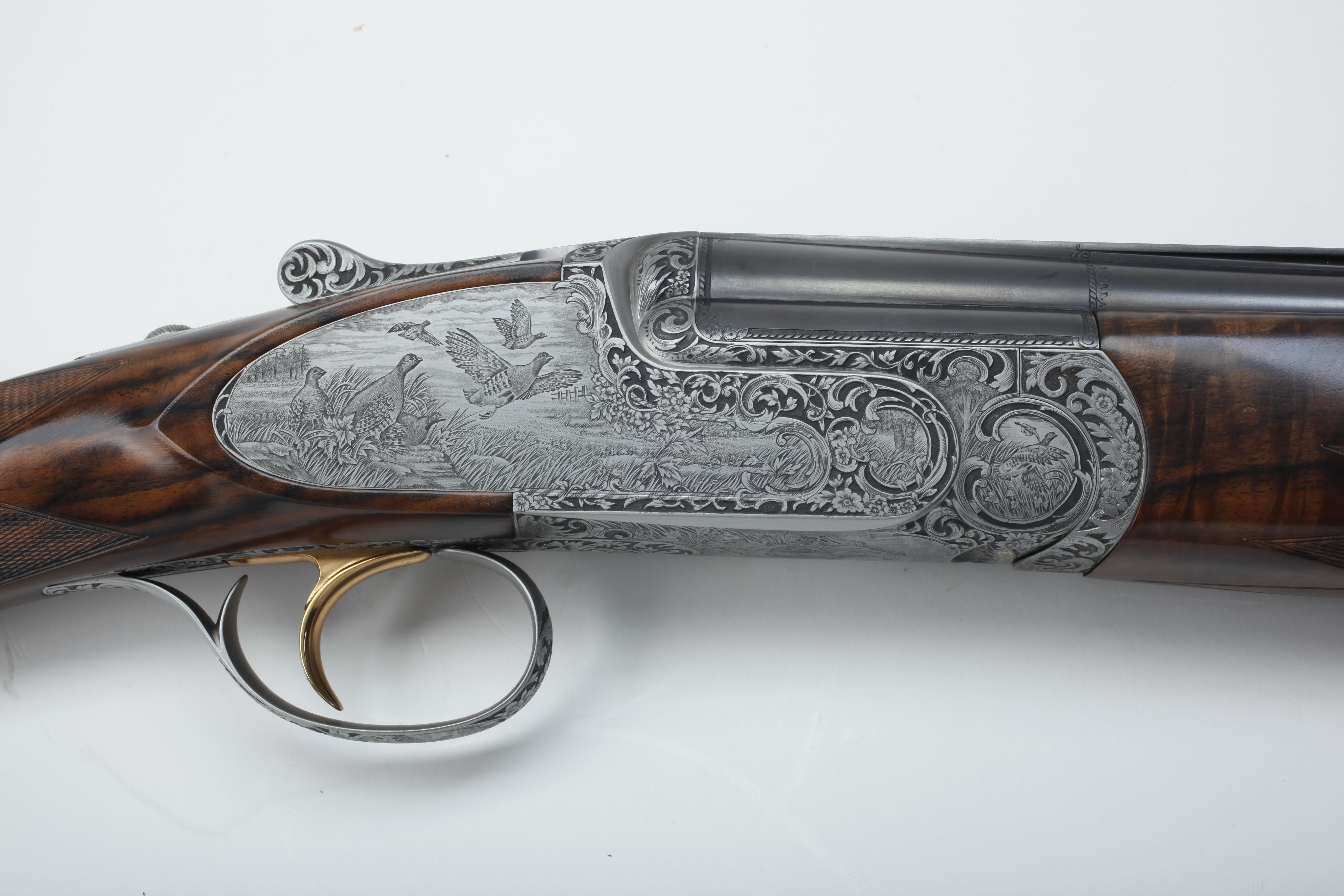 Perazzi 20 ga. Side-by-side Shotgun