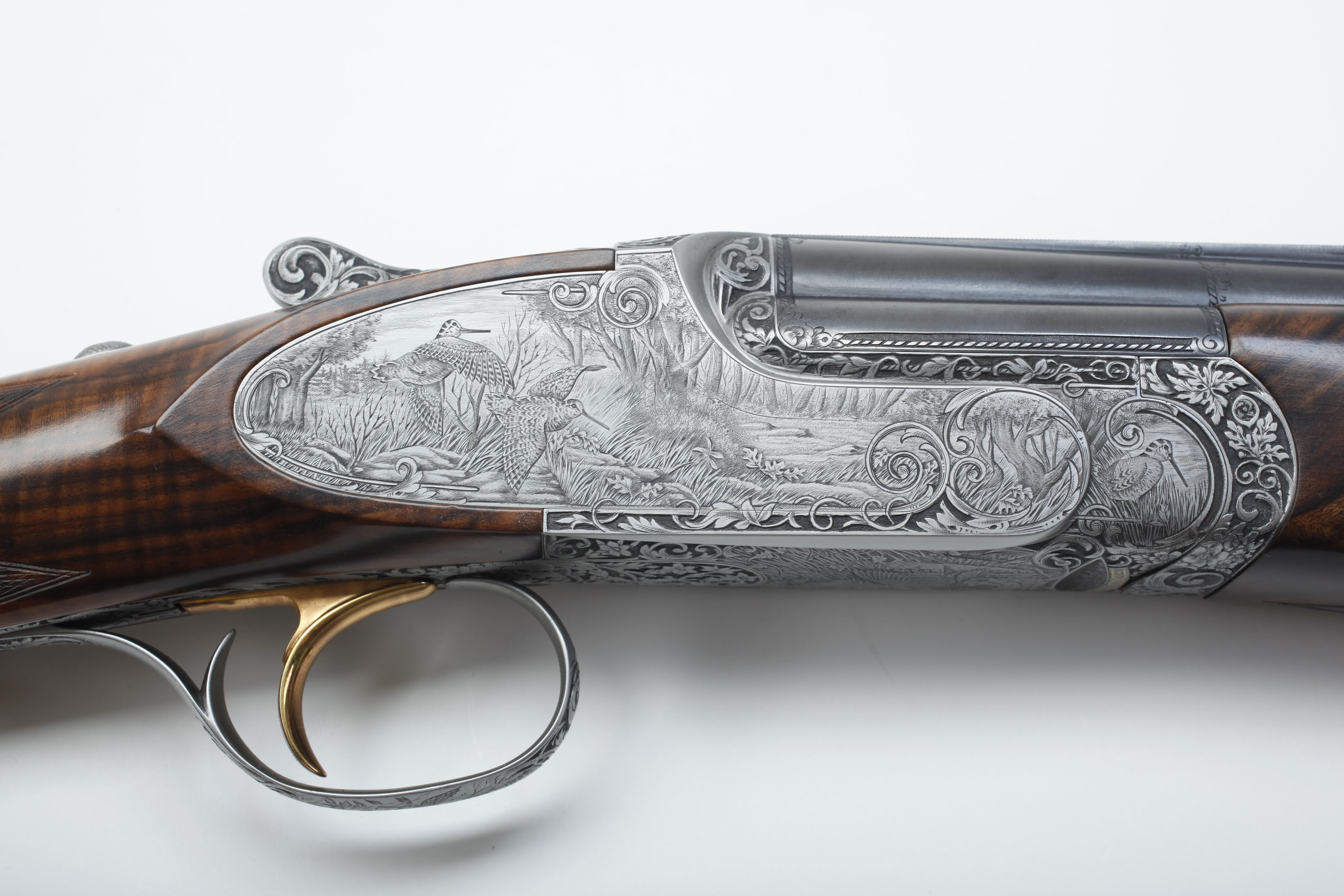 Perazzi 28 ga. Over-under Shotgun