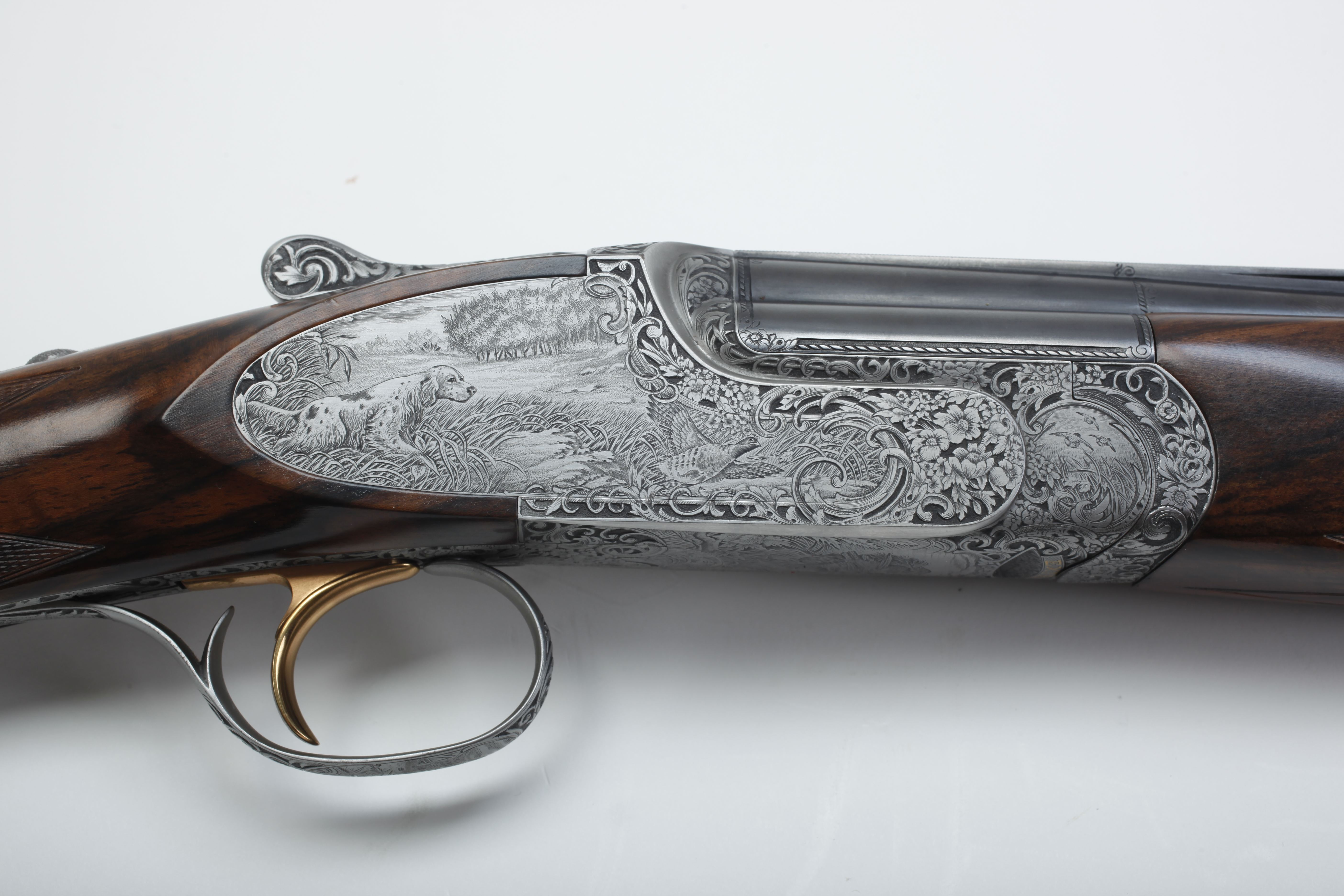 Perazzi .410 ga. Over-under Shotgun
