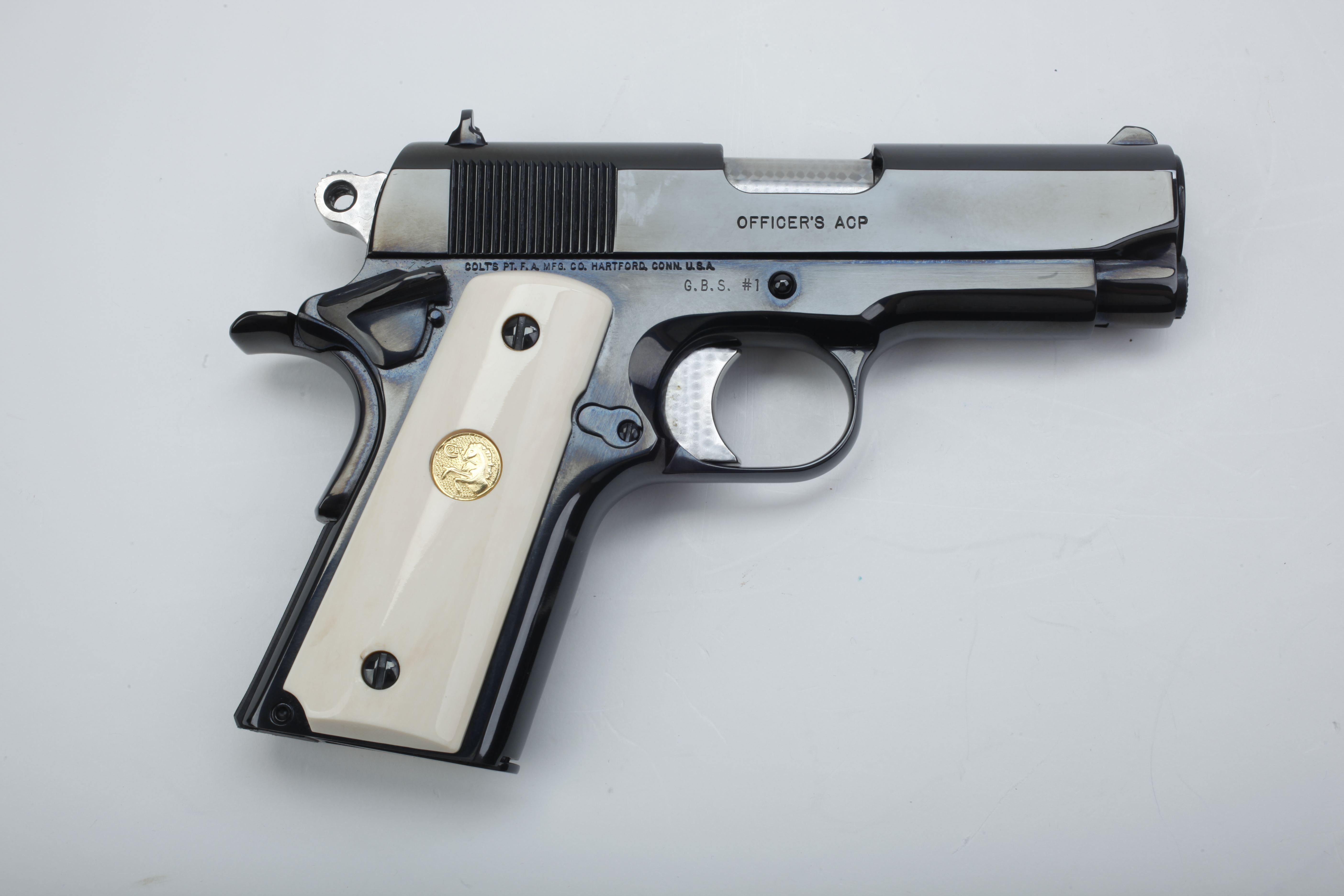 Colt Officers' Pistol