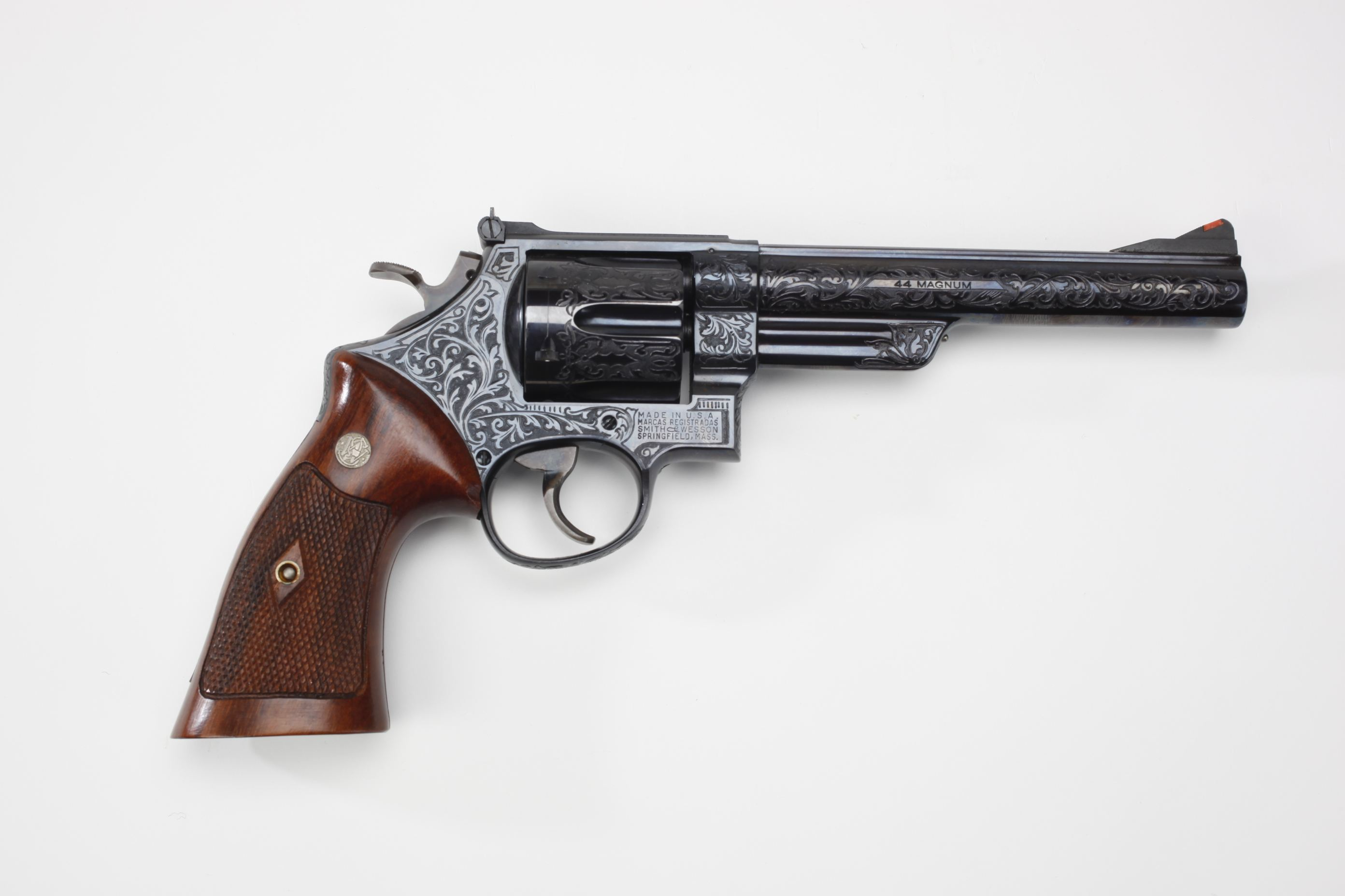 Smith & Wesson Model 29 Double-Action Revolver