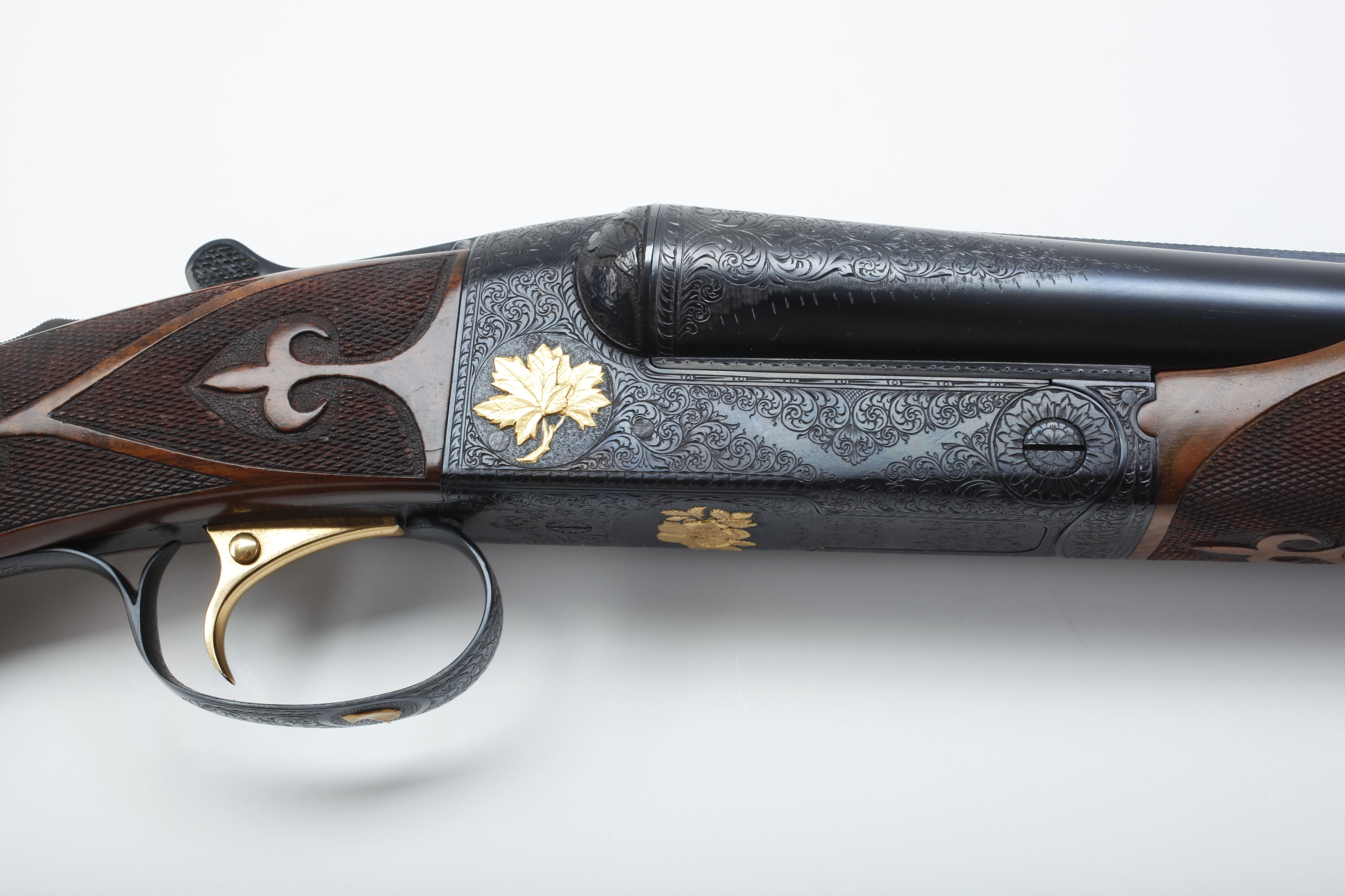 Winchester Model 21 Side-by-Side Shotgun