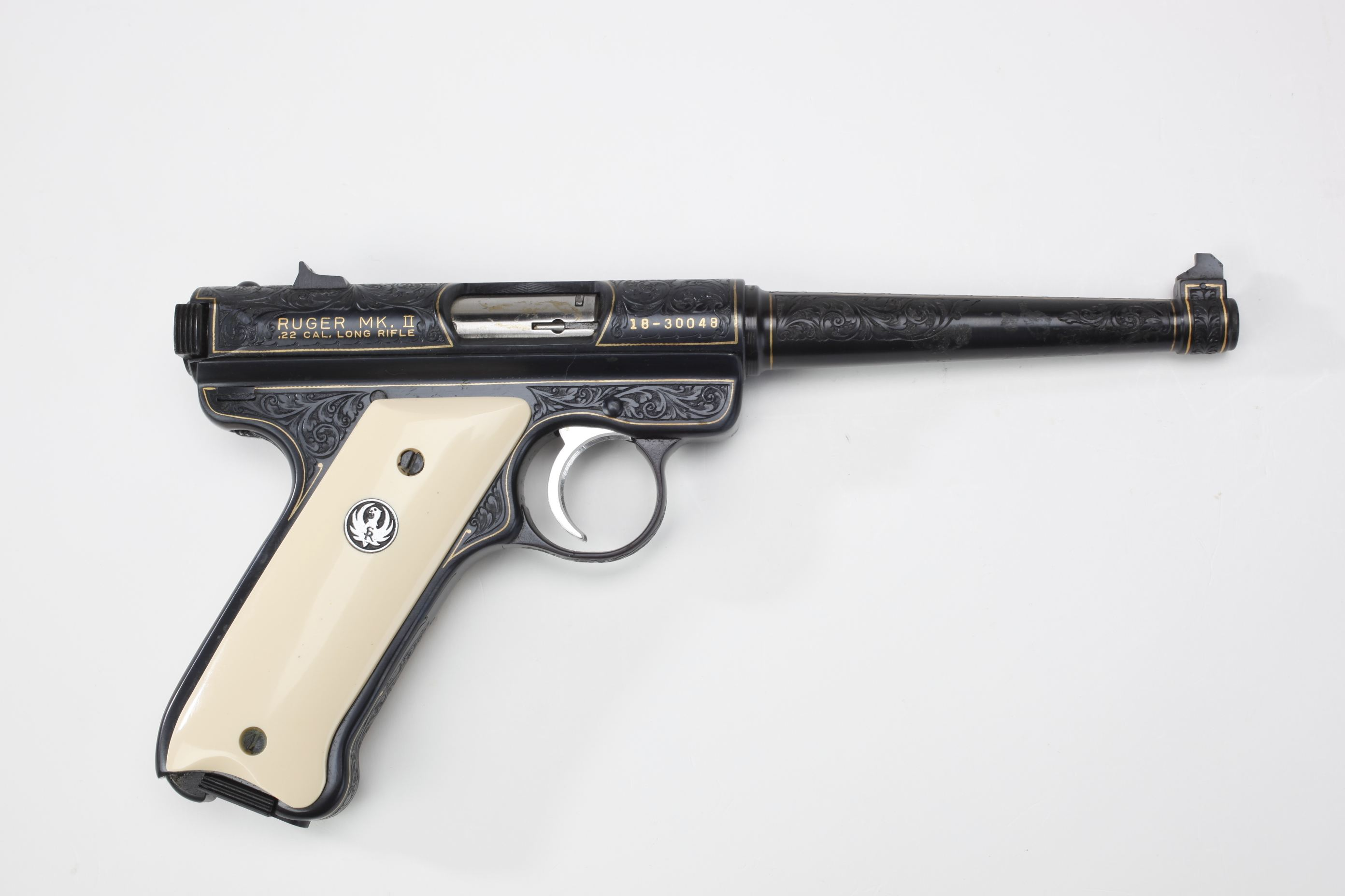 Sturm, Ruger & Co. Mark II Target Model Semi-Automatic Pistol