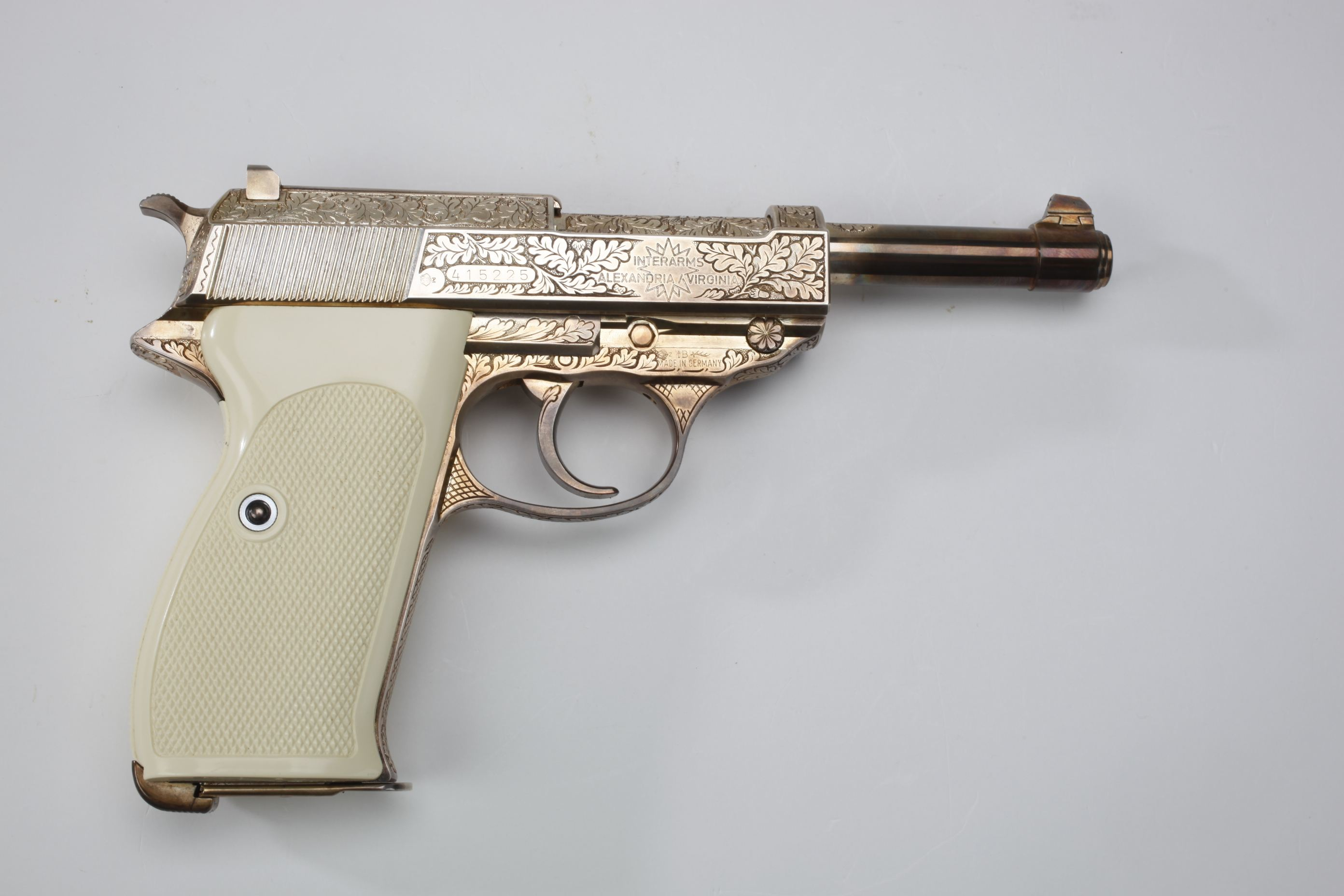 Walther (Ulm, Germany) P.38 Semi-Automatic Pistol