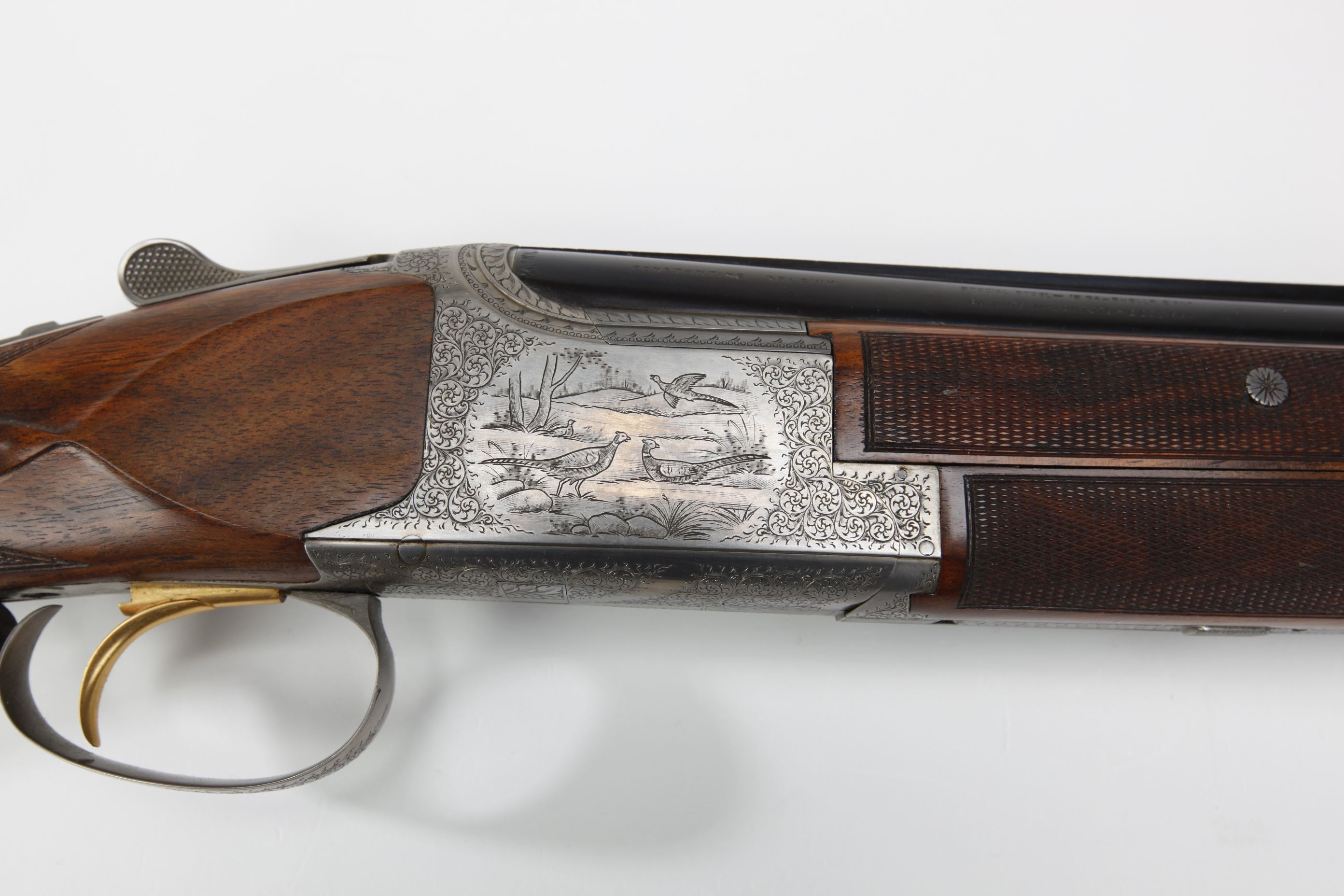 Fabrique Nationale (Liege, Belgium) Browning Superposed Shotgun