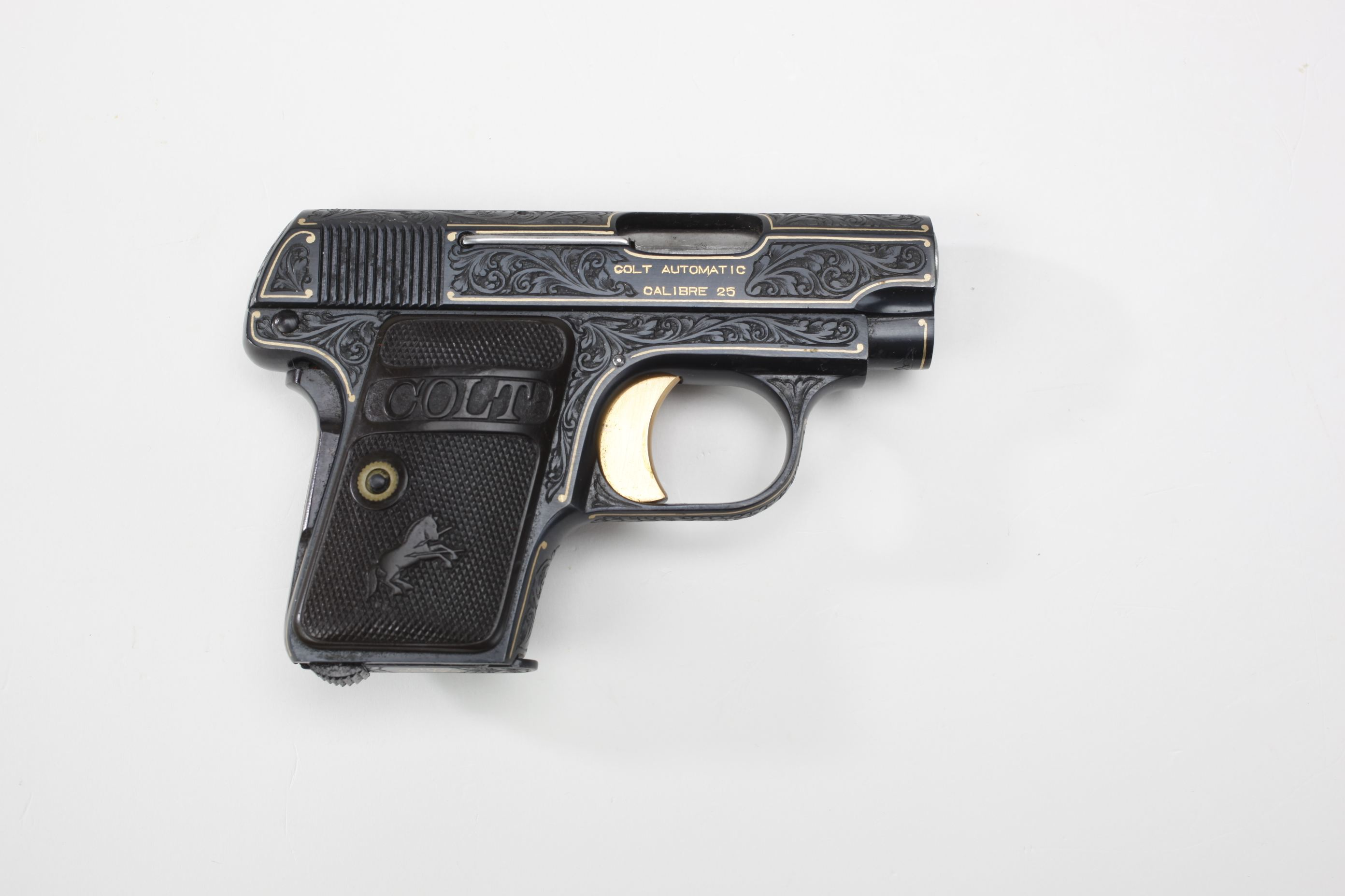 Colt (Hartford, CT) Model 25 Semi-Automatic Pistol