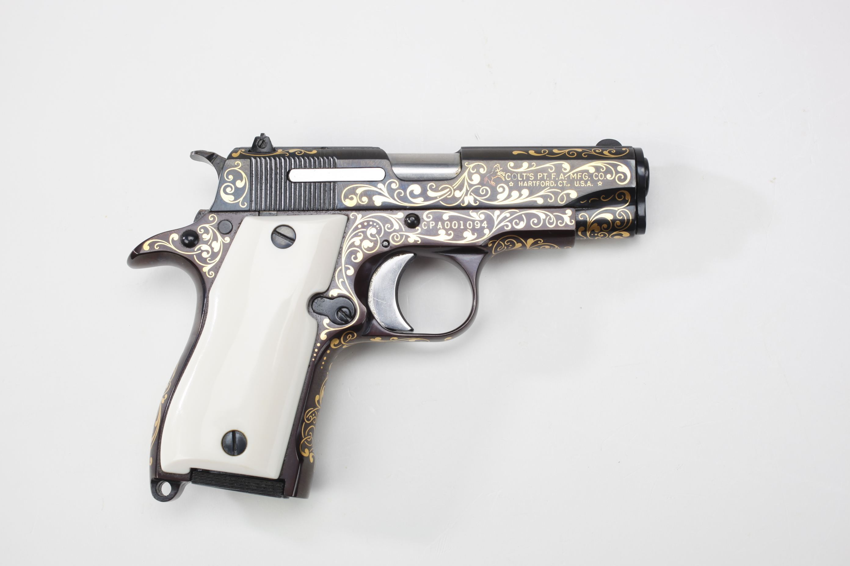 Colt (Hartford, CT) Pony Semi-Automatic Pistol