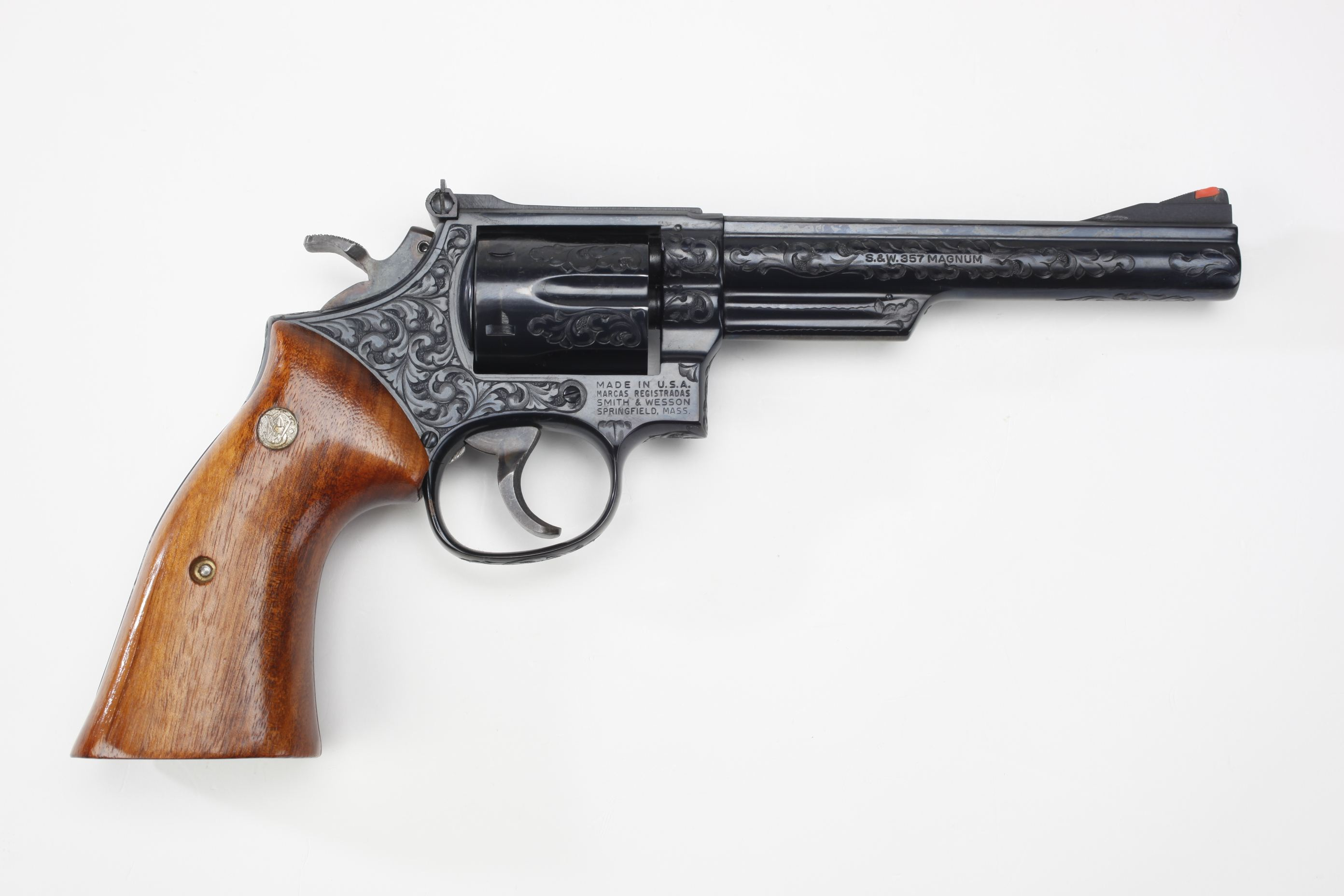 Smith & Wesson (Springfield, MA) Model 19 Double-Action Revolver