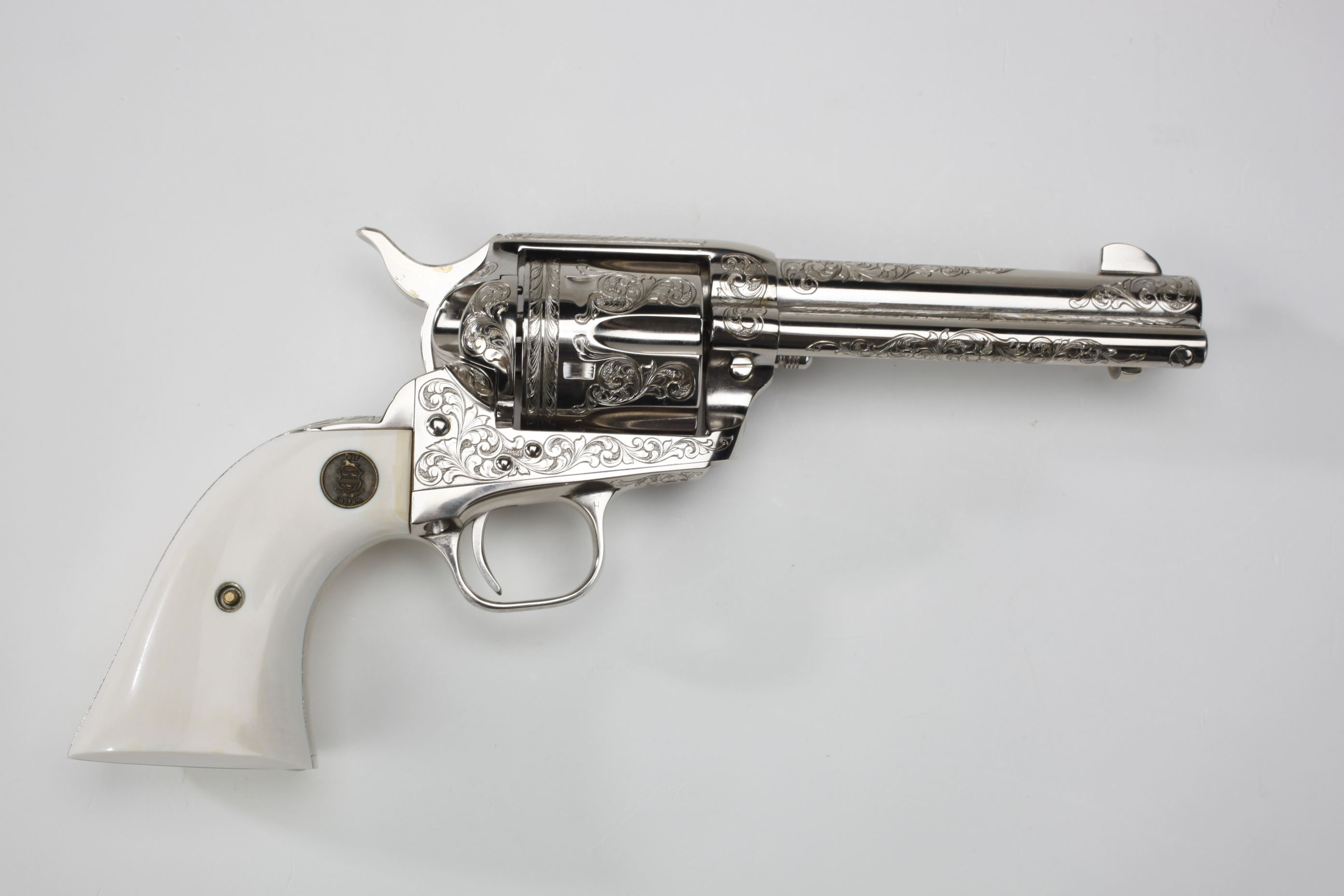 Colt (Hartford, CT) Single Action Army Revolver (1)
