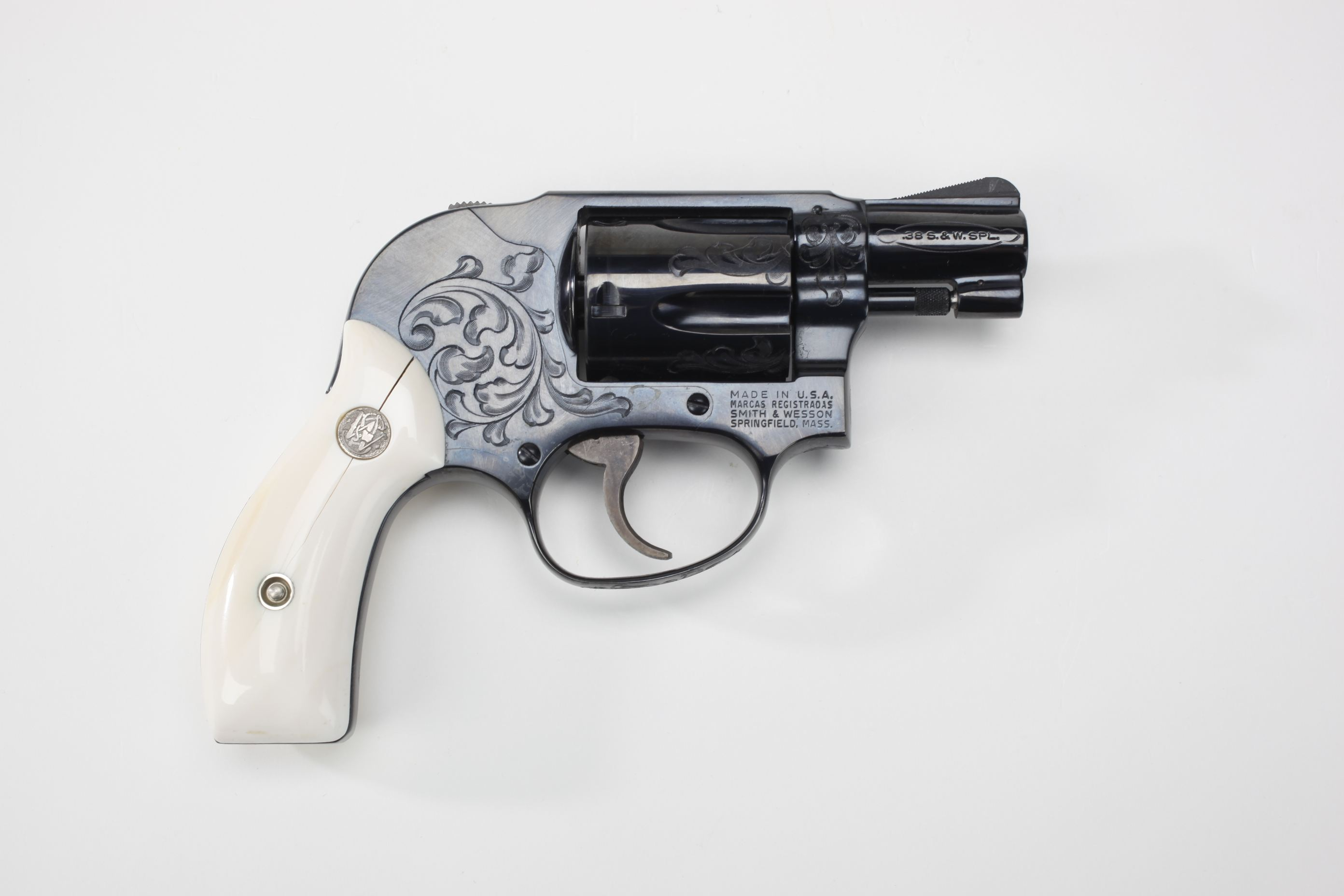 Smith & Wesson (Springfield, MA) Model 49 Double-Action Revolver