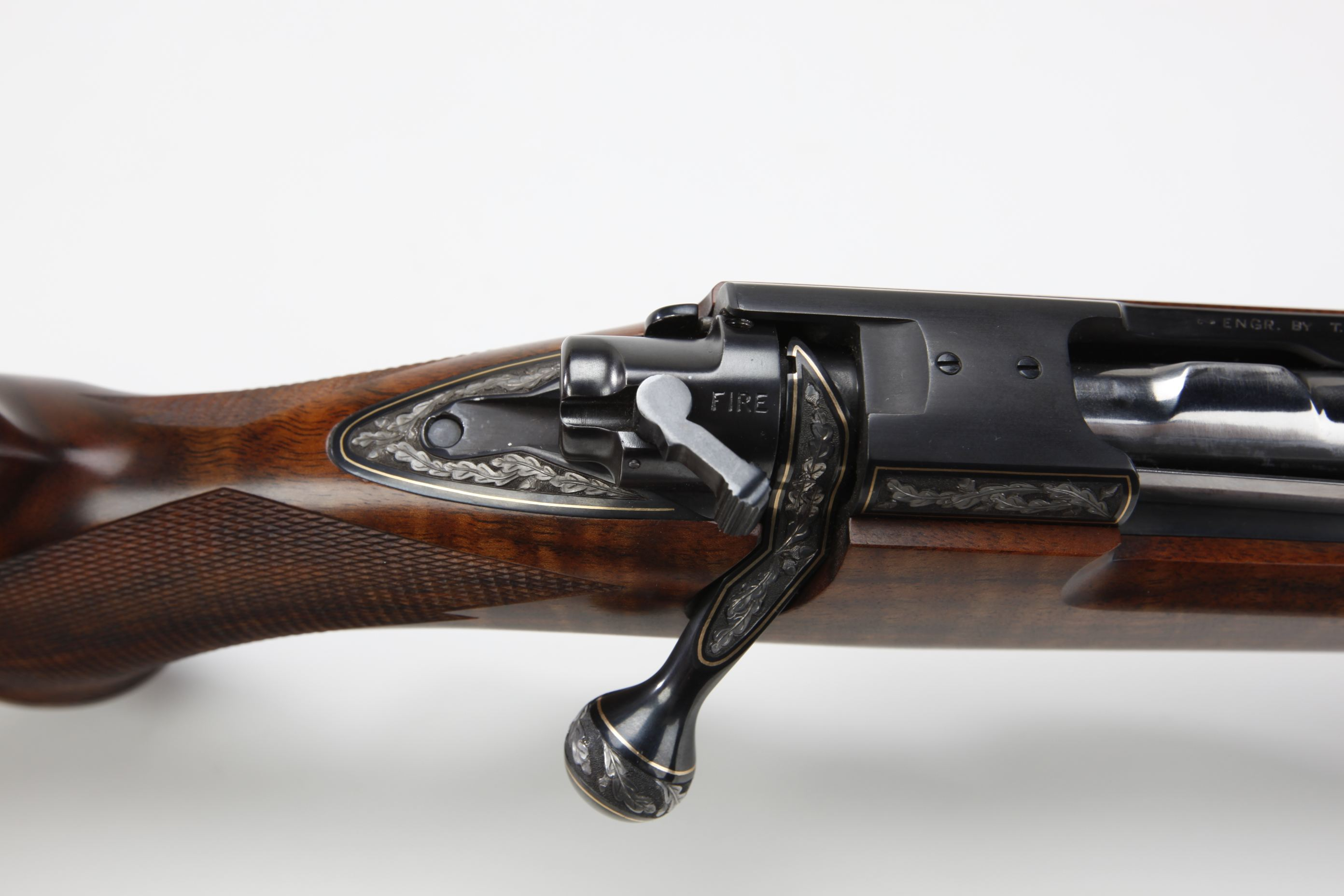 Winchester (New Haven, CT) Model 70 Bolt-Action Rifle