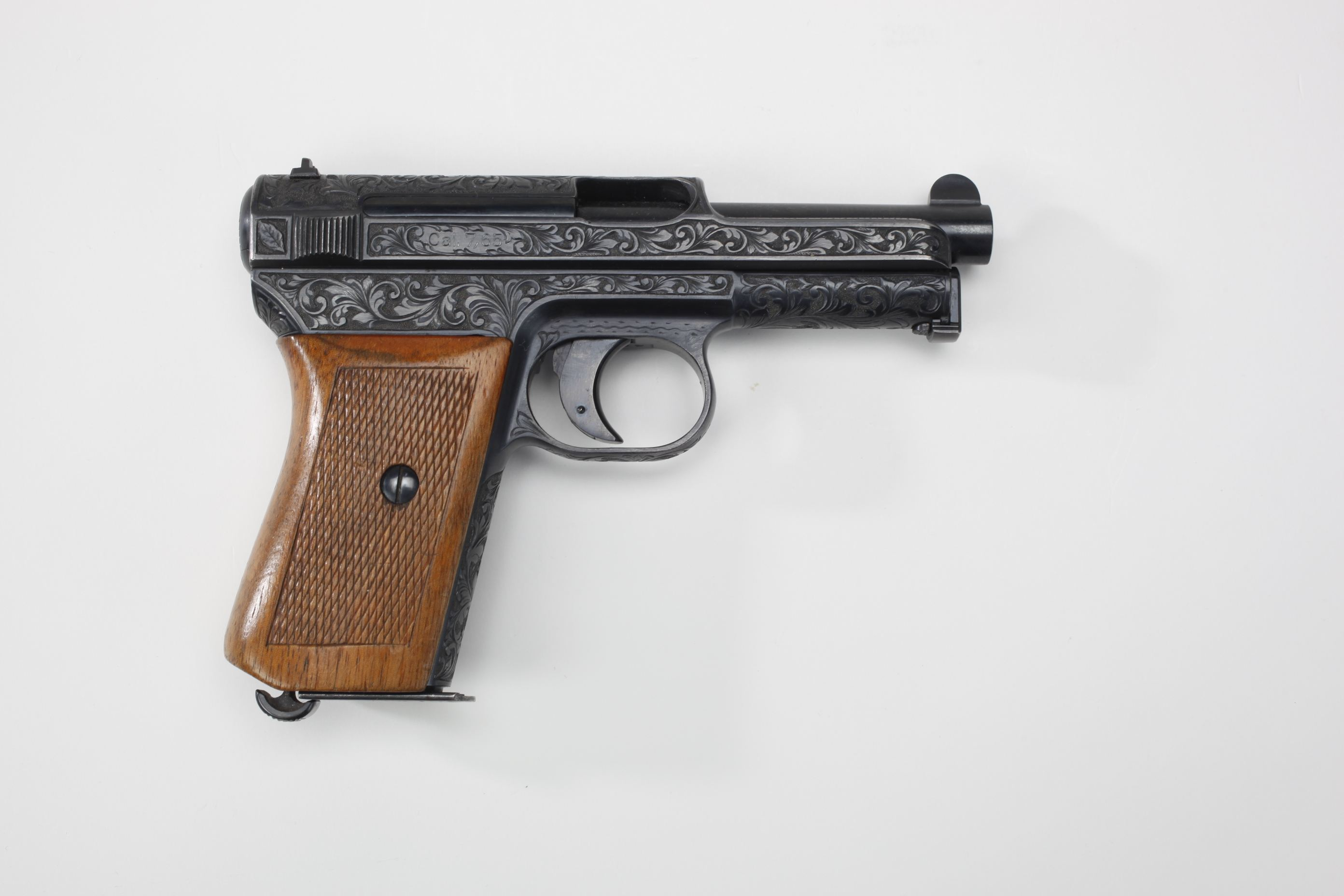 Mauser (Oberndorf, Germany) Model 1934 Semi-Automatic Pistol