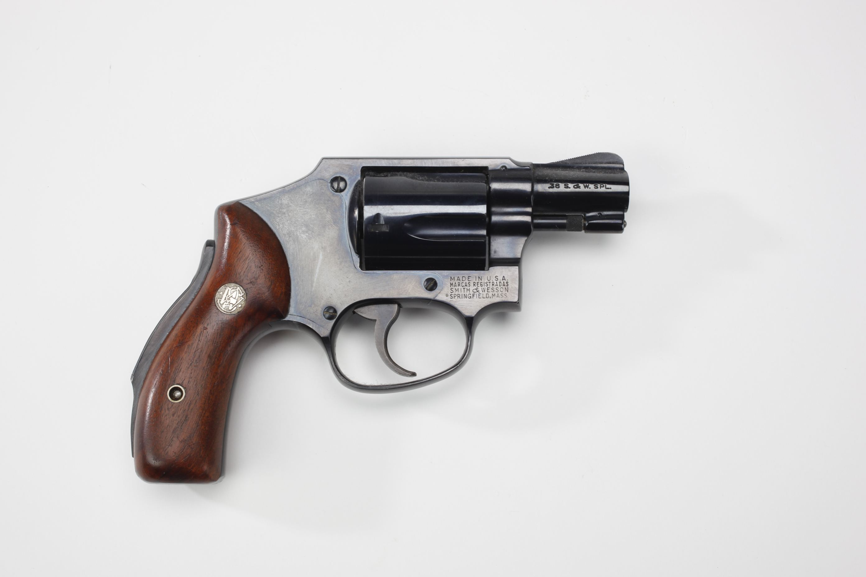Smith & Wesson Centennial Model 40 revolver