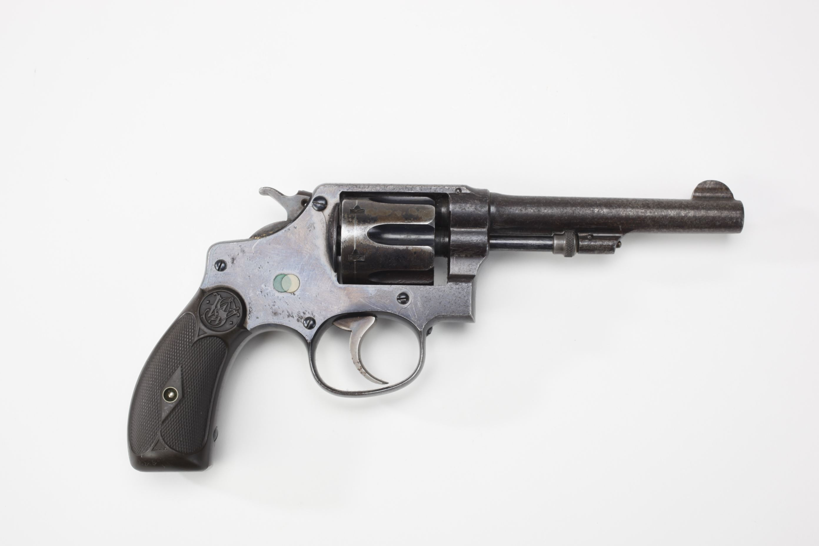 Smith & Wesson 32 Hand Ejector Model 1903 2nd Change Revolver